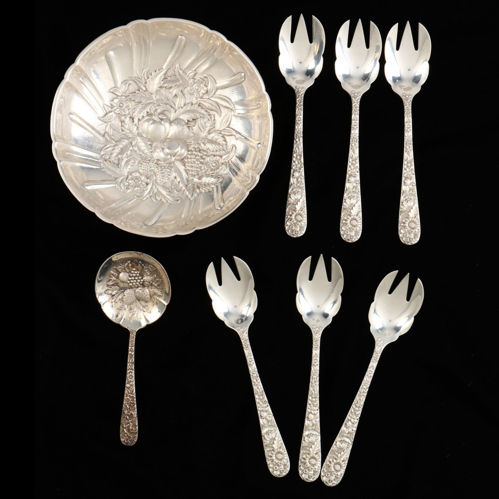 a-group-of-s-kirk-son-repousse-sterling-silver