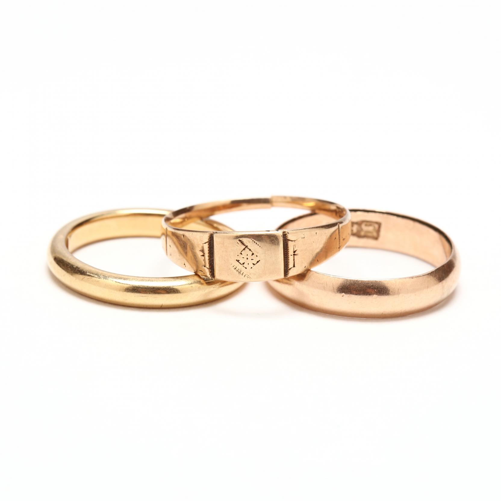 three-18kt-gold-bands