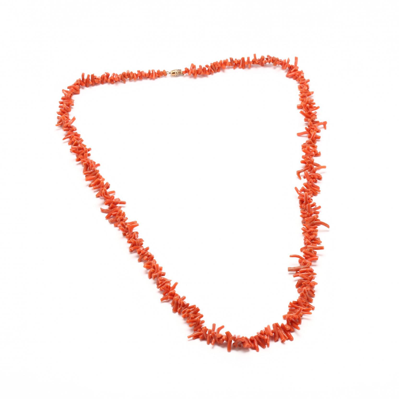 vintage-branch-coral-strand-necklace
