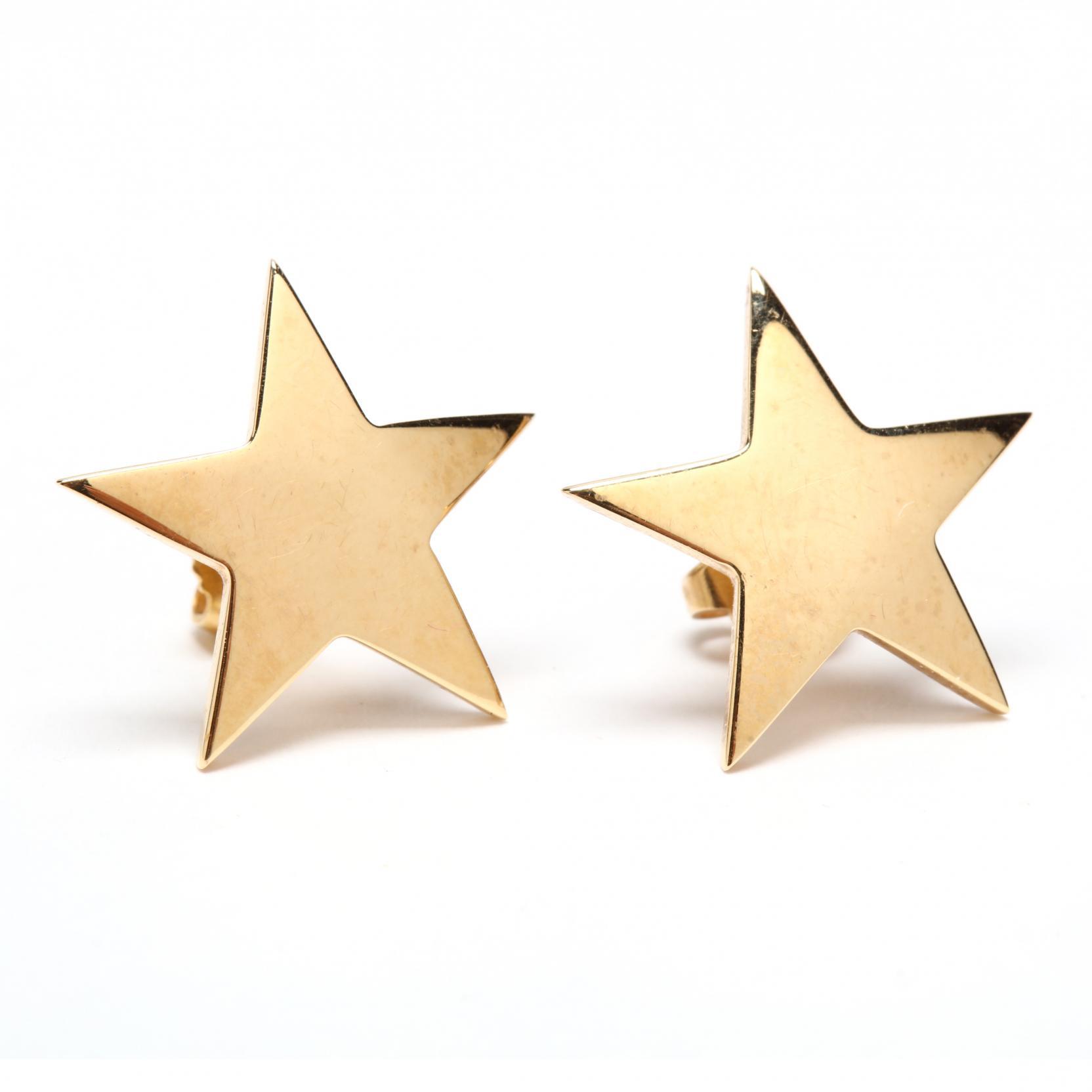 14kt-gold-star-stud-earrings