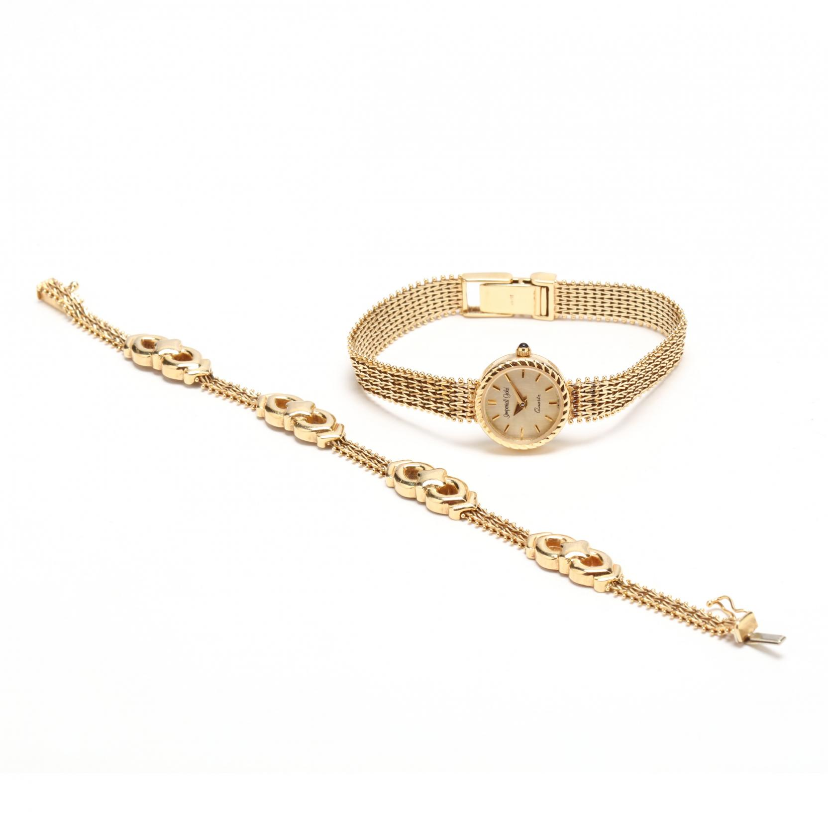 14kt-gold-watch-and-bracelet-imperial-gold