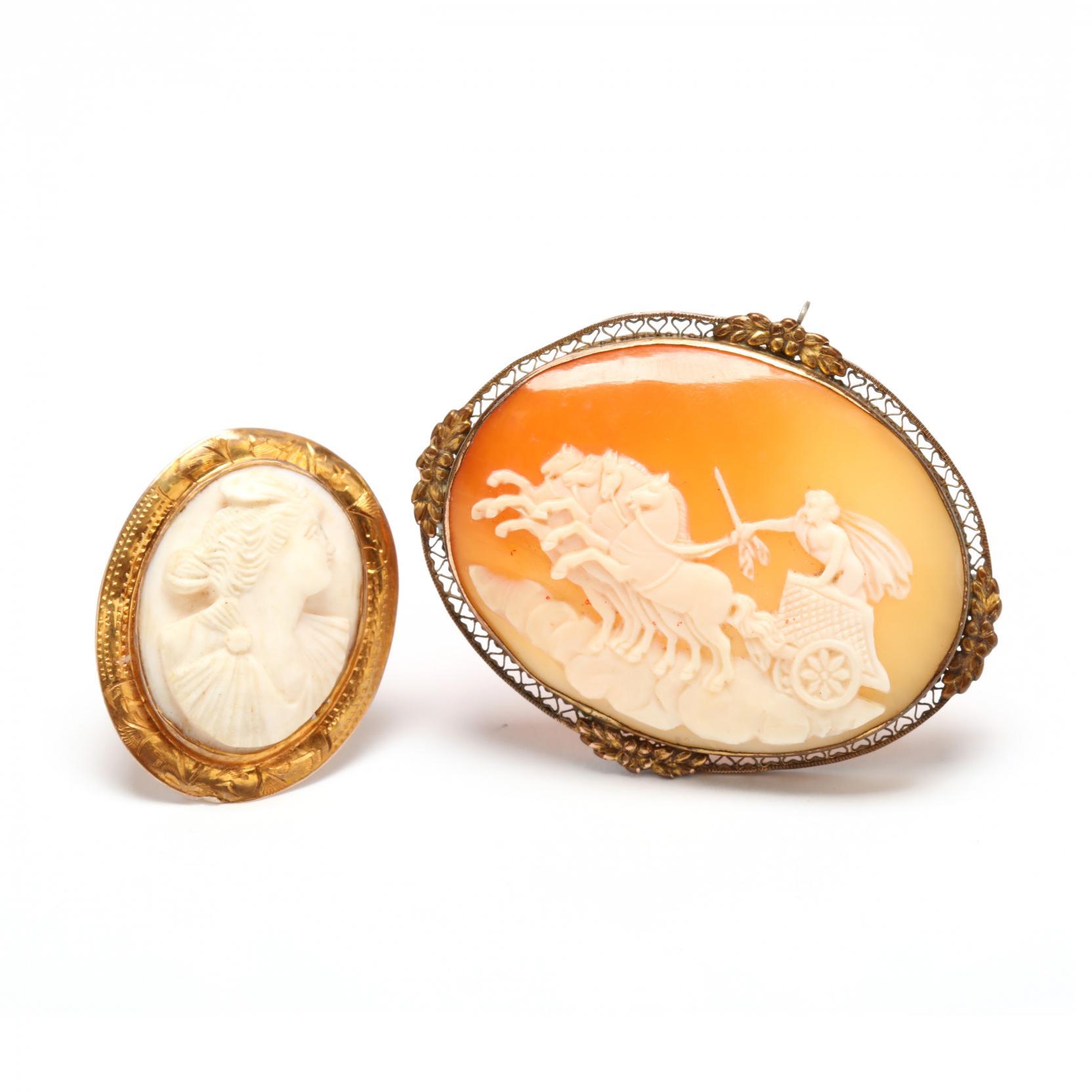 two-antique-cameos