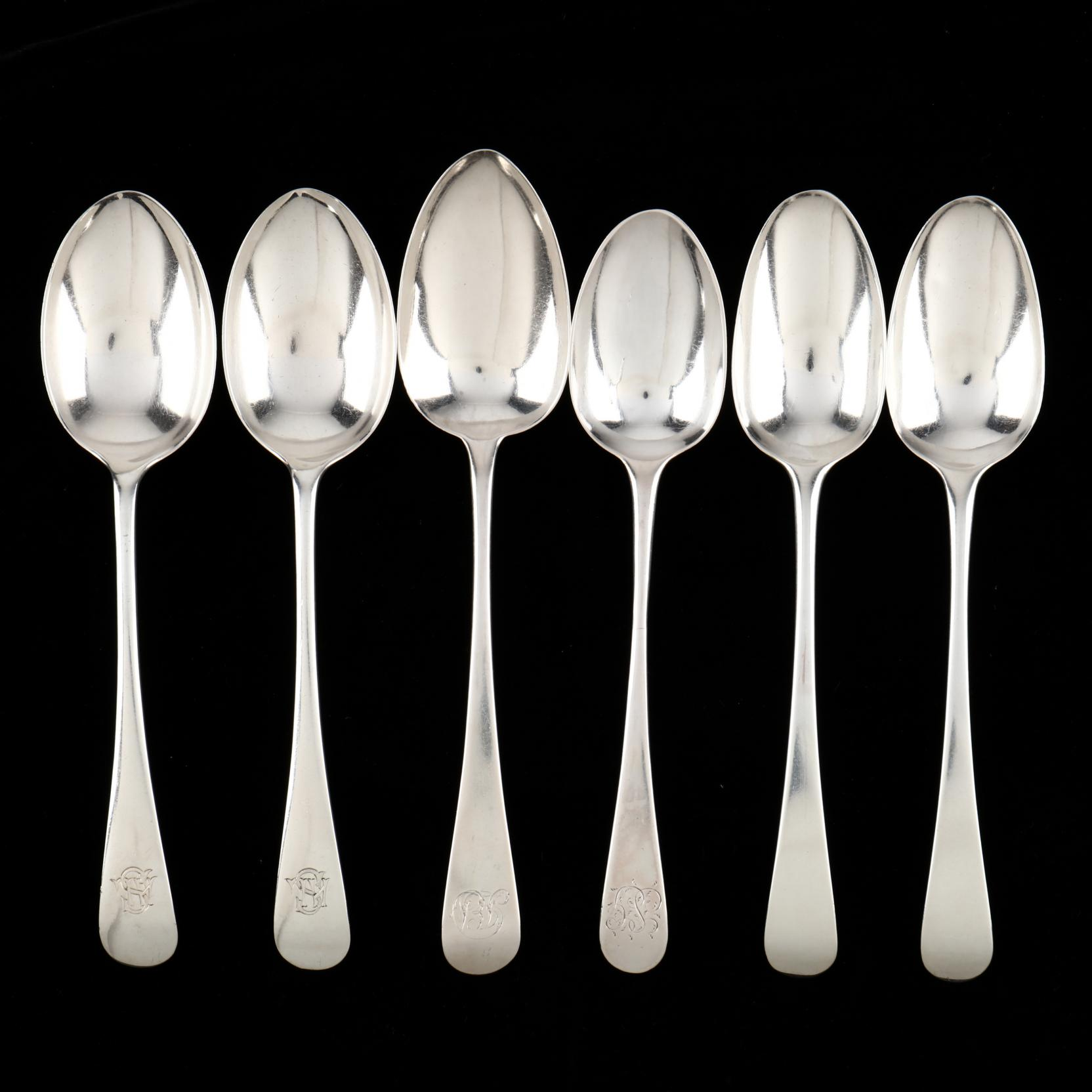 an-assembled-set-of-six-english-silver-tablespoons