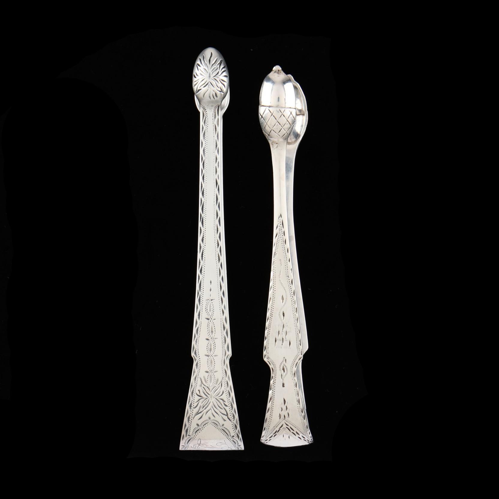 two-american-coin-silver-sugar-tongs