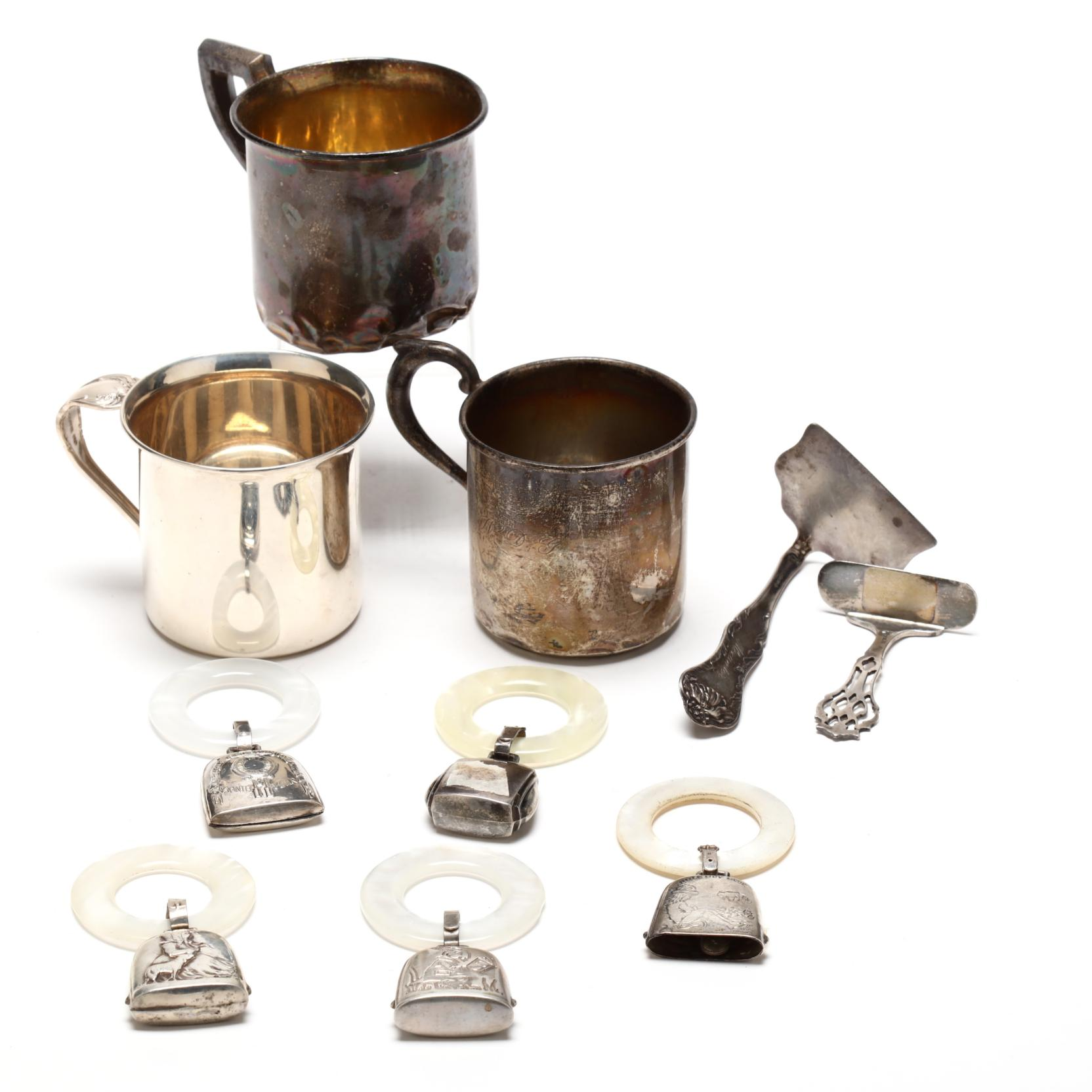 a-group-of-child-s-sterling-silver