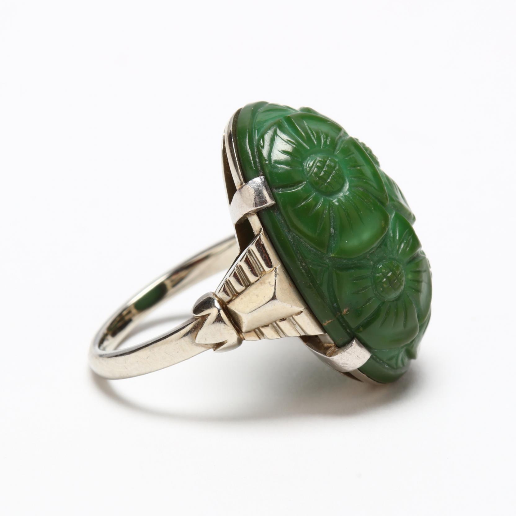 carved-serpentine-ring