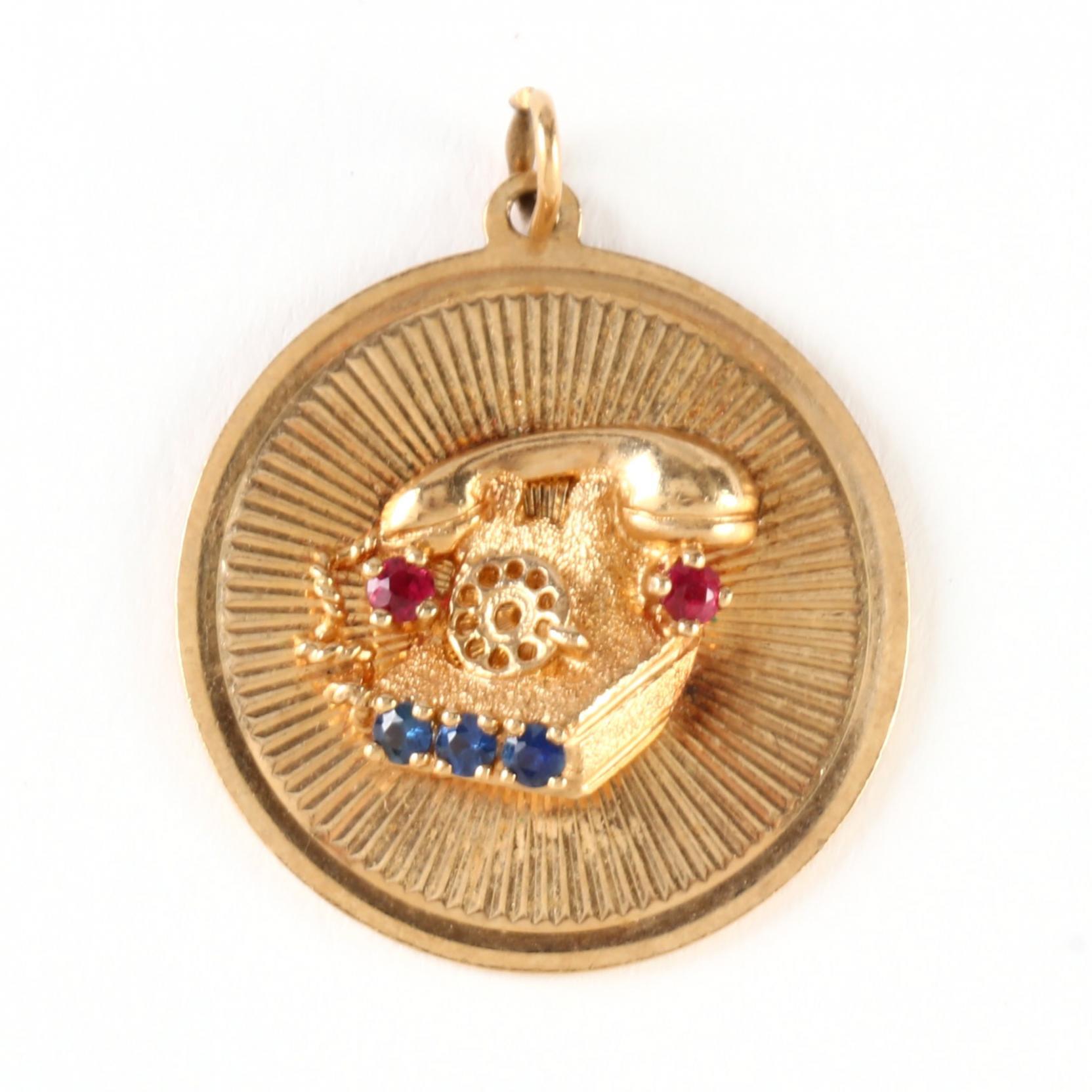 vintage-14kt-gold-and-gem-set-charm-henry-dankner