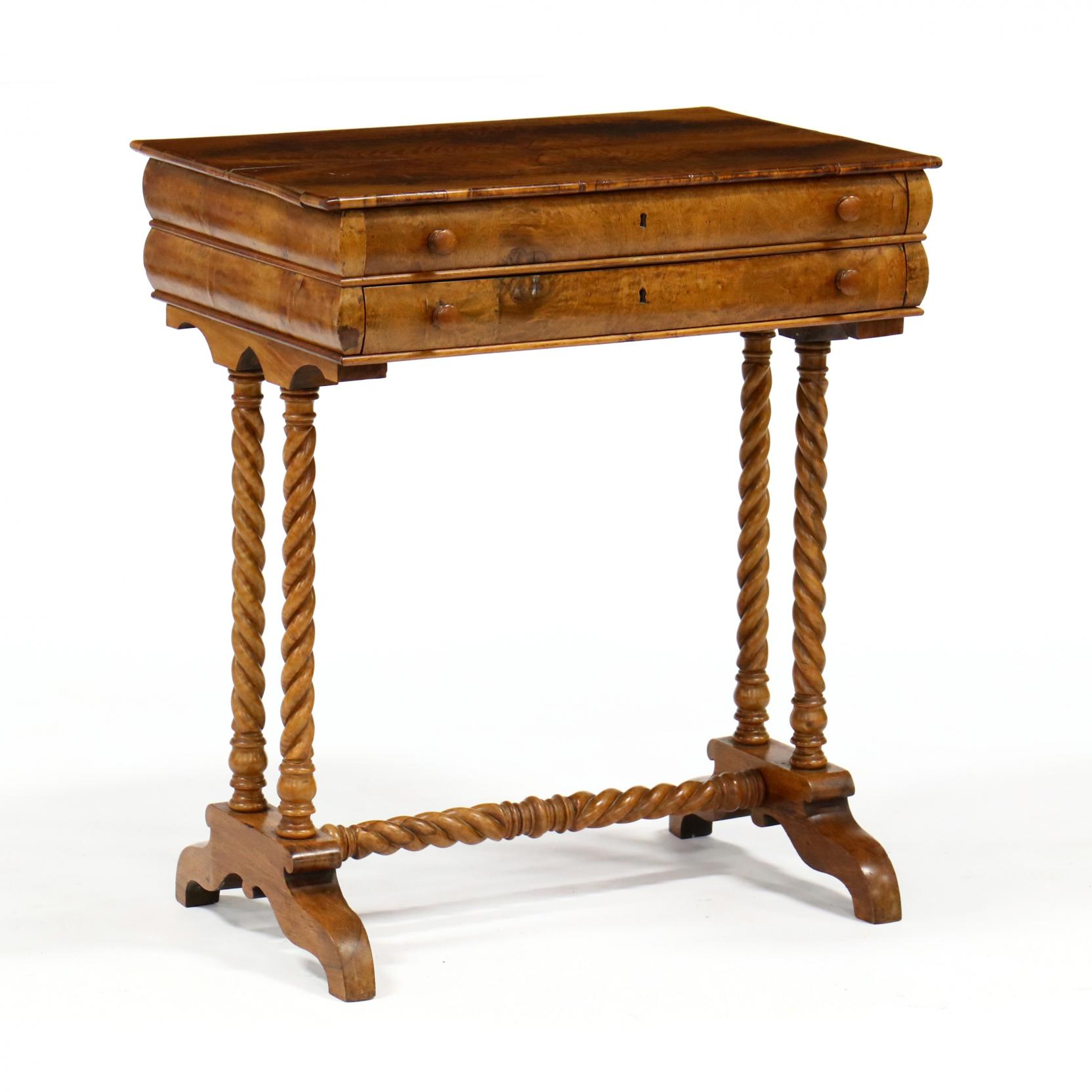 english-highly-veneered-antique-sewing-table