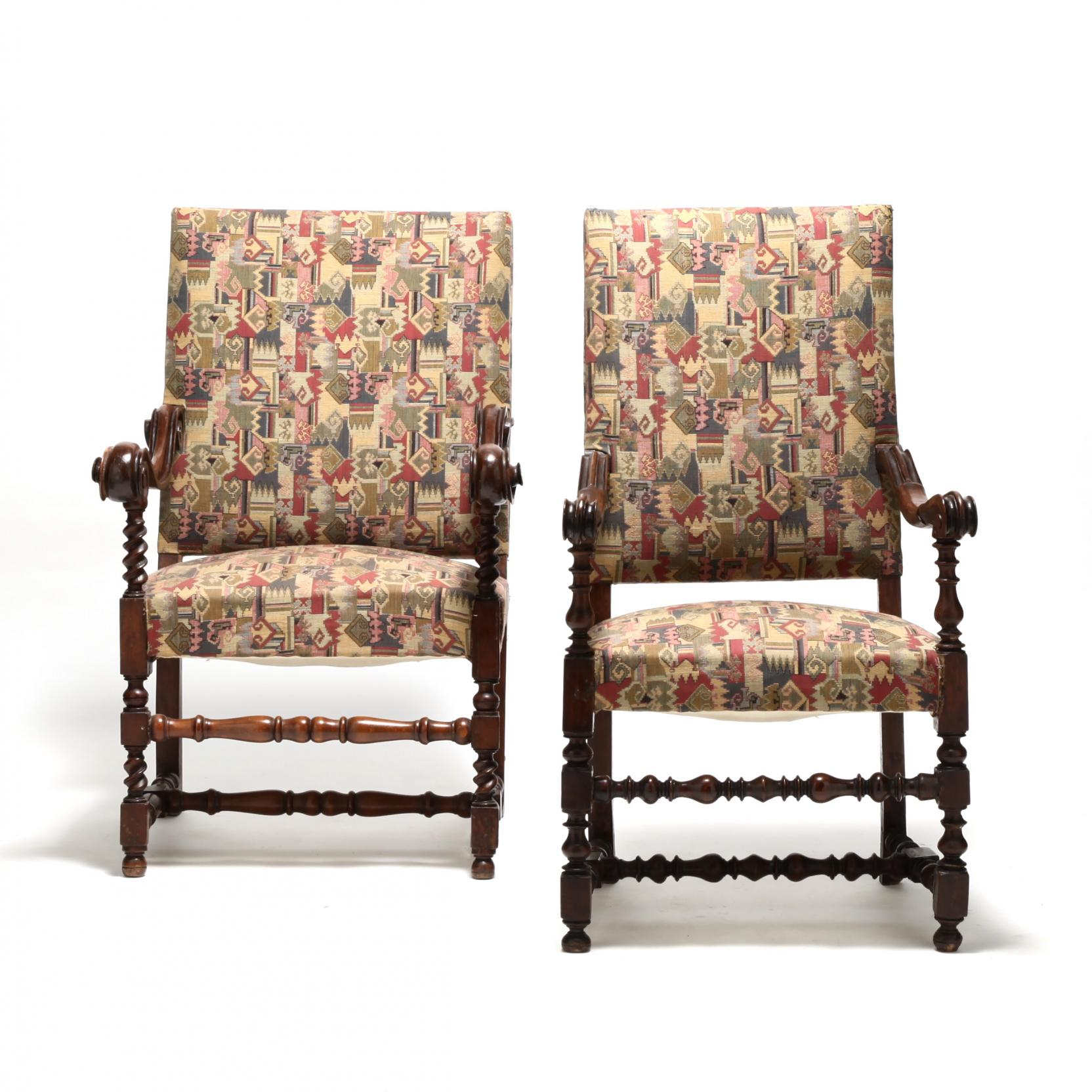 two-spanish-baroque-great-chairs
