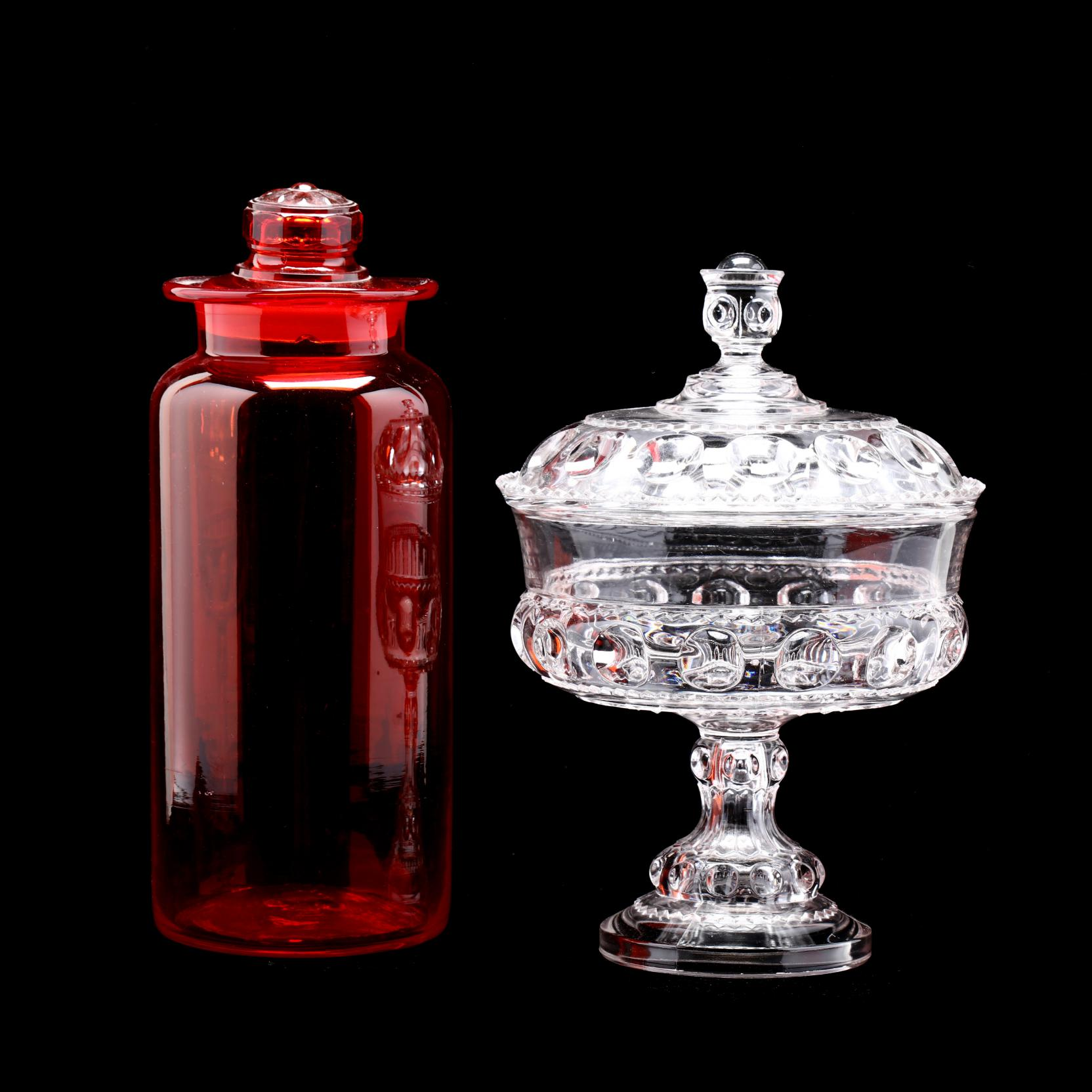 two-lidded-glass-sweet-meat-urns