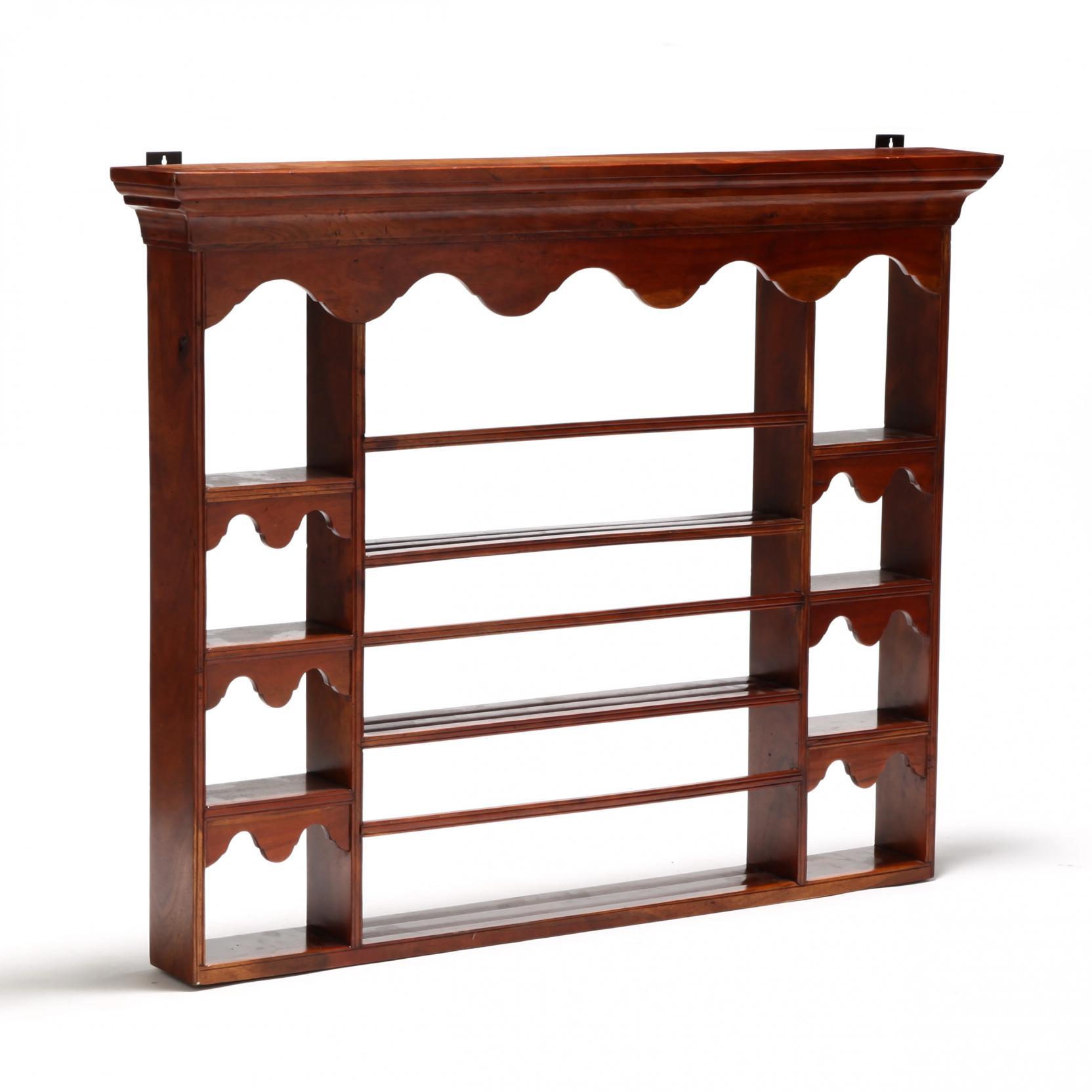 welsh-style-hanging-pewter-shelf