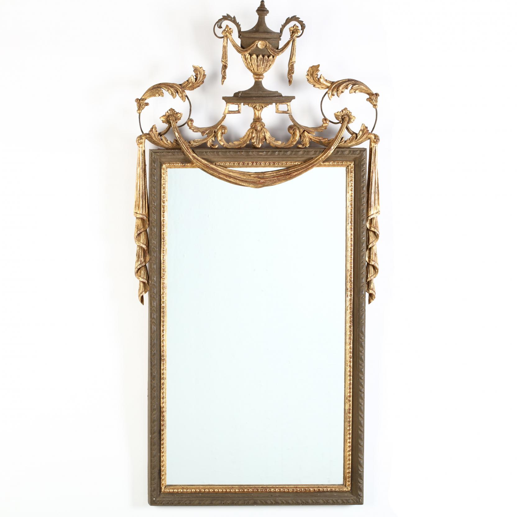 federal-style-wall-mirror