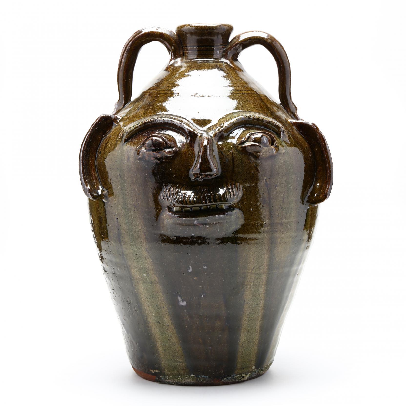 nc-folk-pottery-burlon-craig-face-jug-lincoln-county-1914-2002