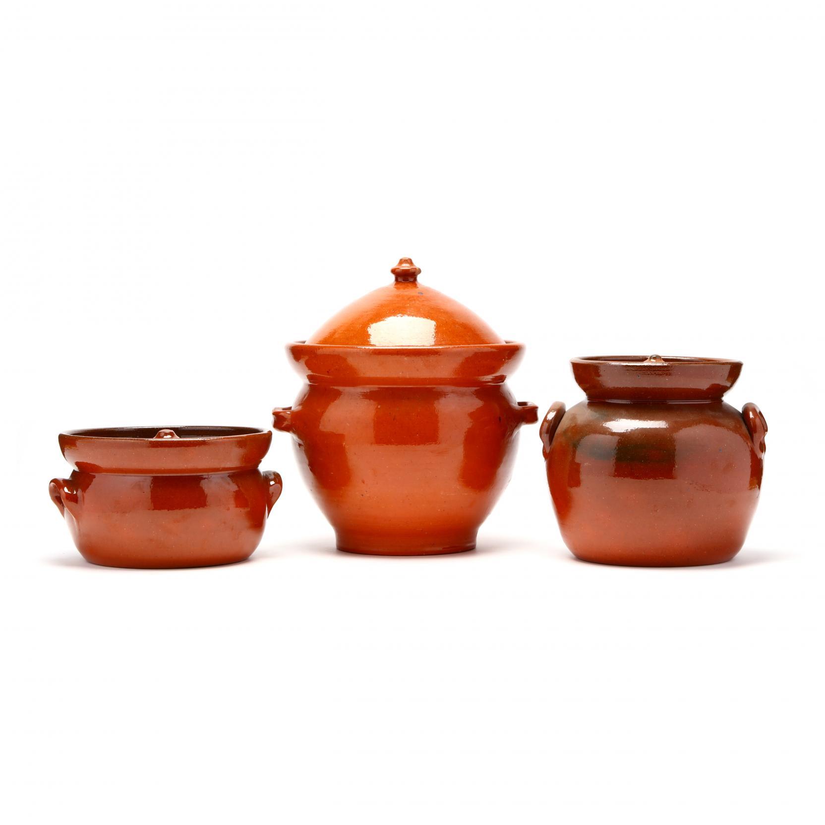 three-covered-jars-ben-owen-master-potter