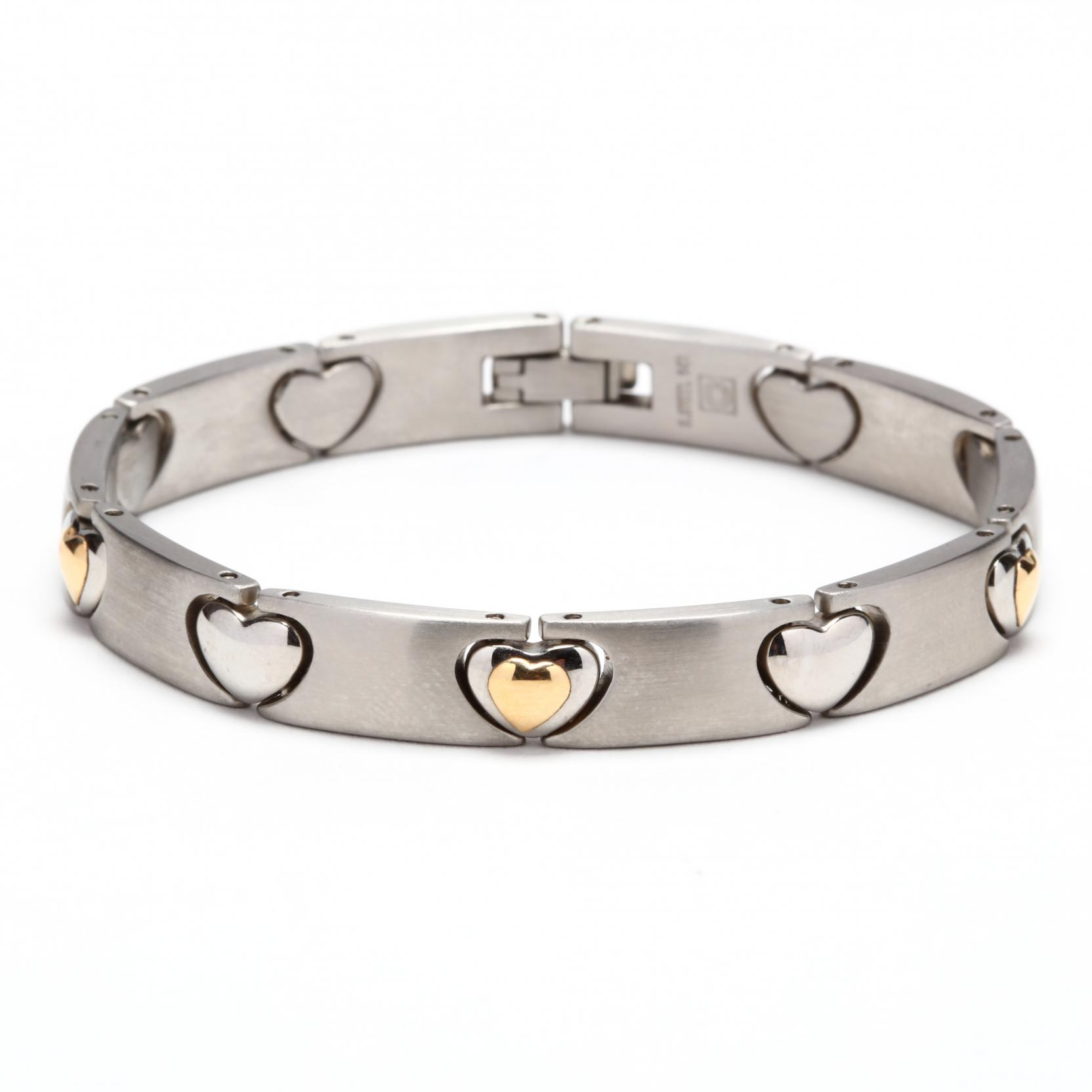 stainless-steel-and-14kt-link-bracelet