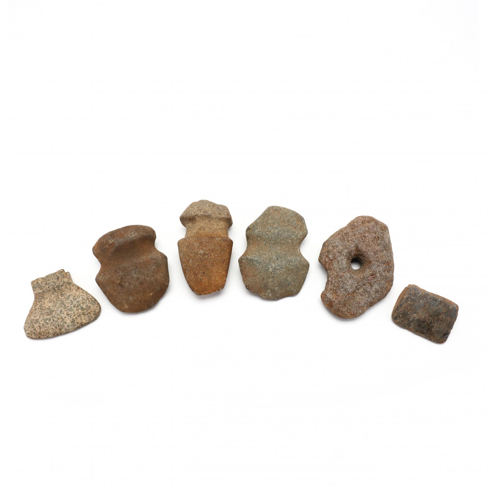 six-virginia-hardstone-indian-artifacts