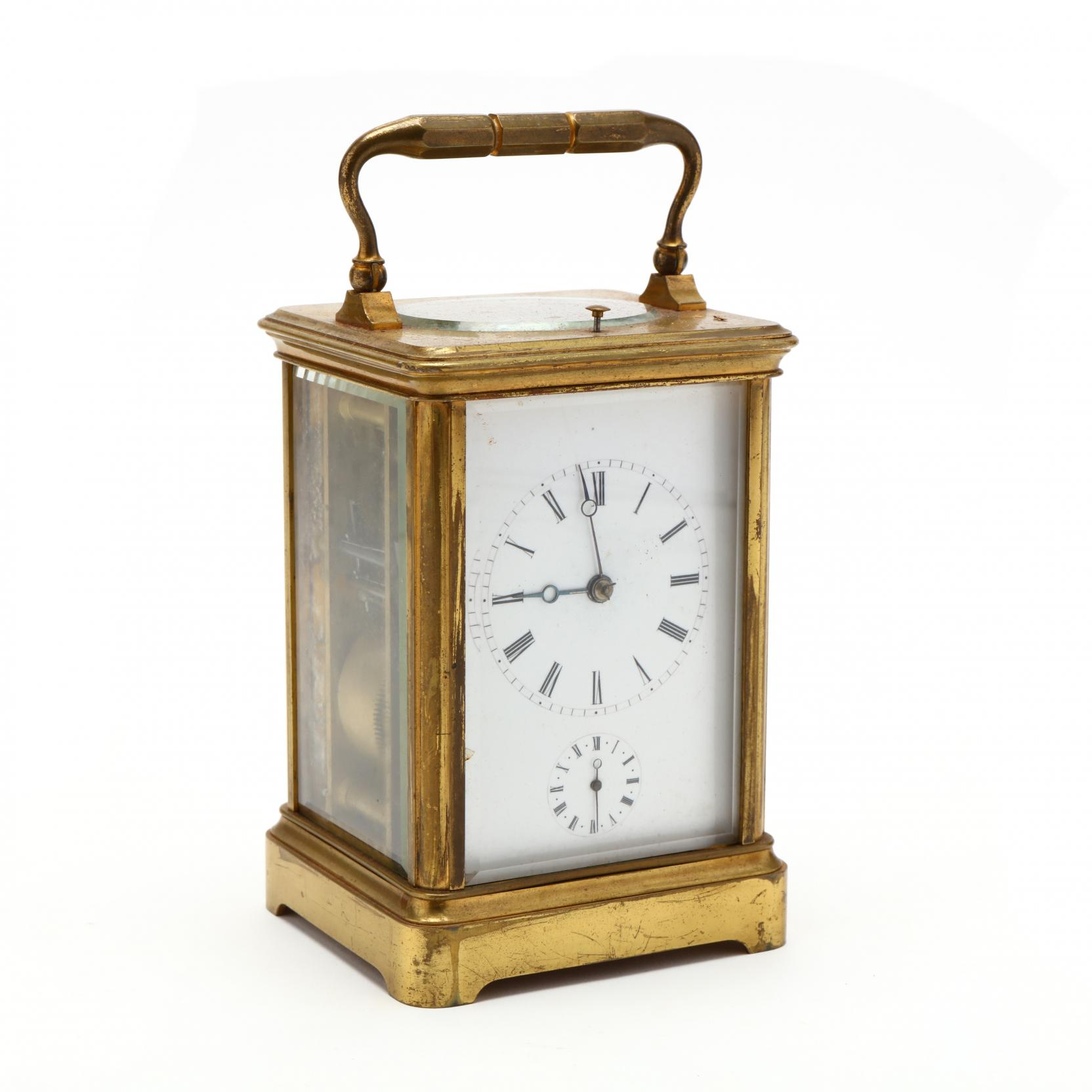 antique-french-brass-aiguilles-carriage-clock