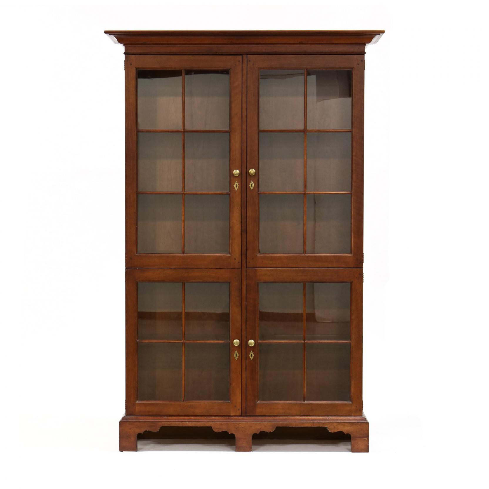 milling-road-by-baker-chippendale-style-flat-wall-display-cabinet