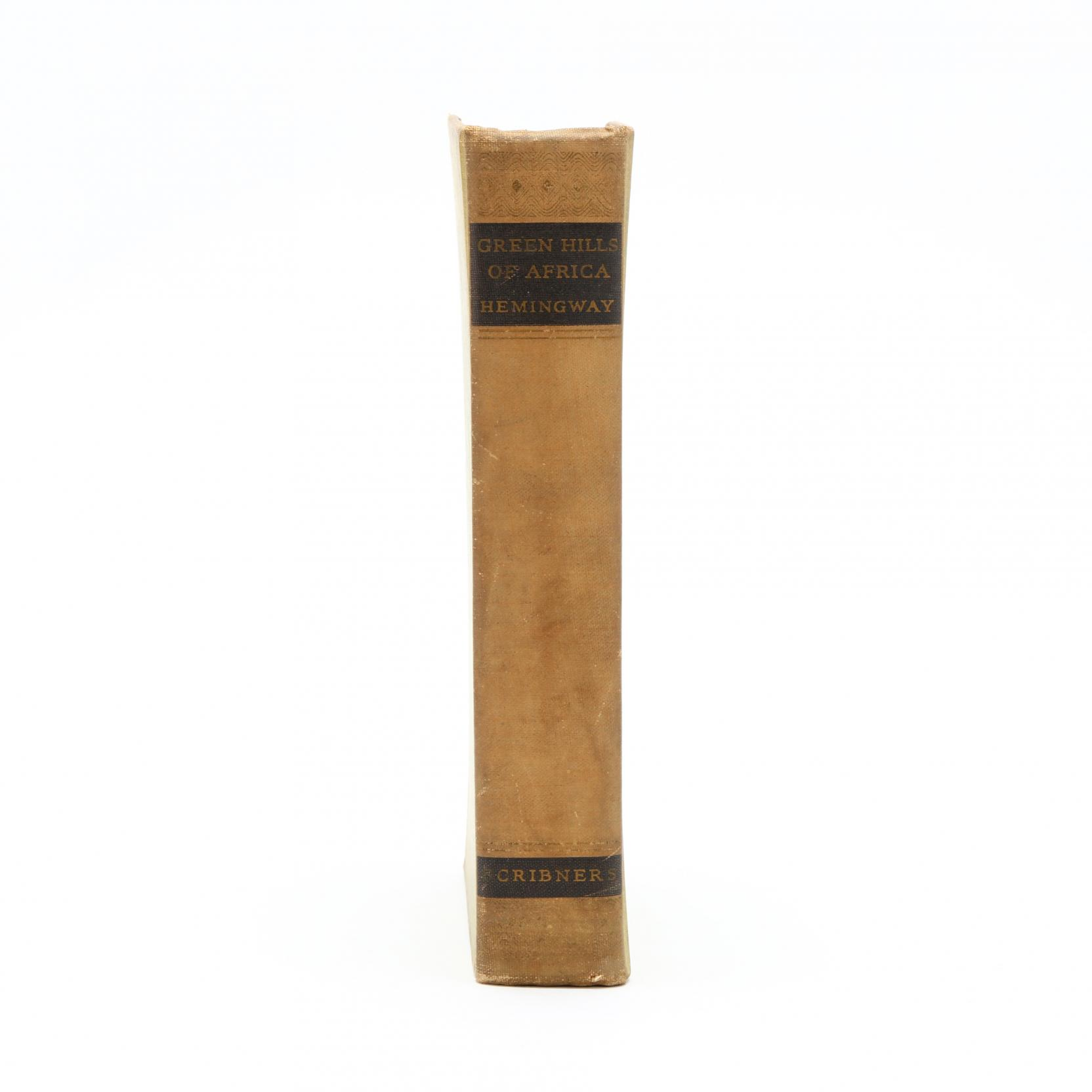 hemingway-ernest-i-green-hills-of-africa-i-first-edition