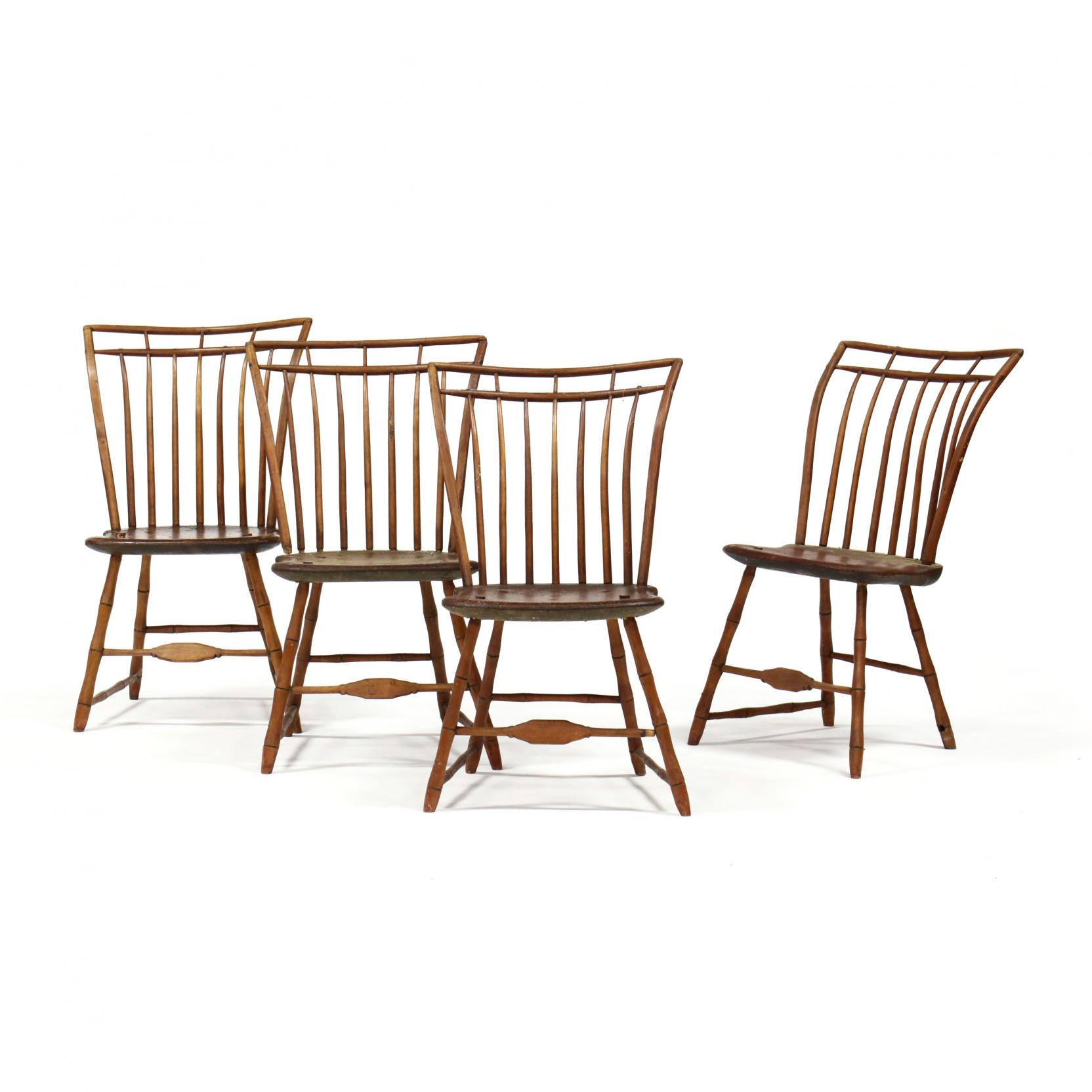set-of-four-antique-new-england-windsor-side-chairs