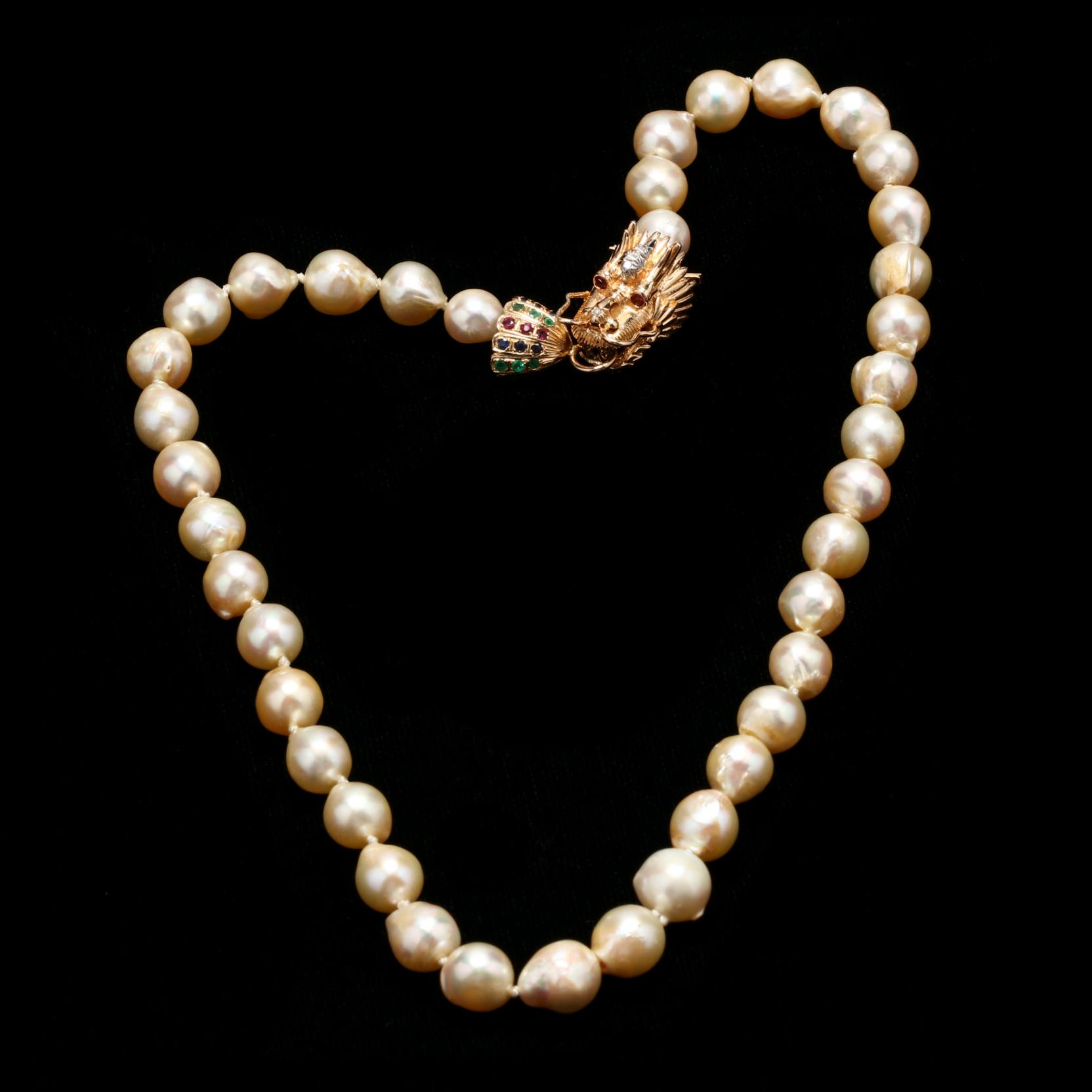 14kt-gold-pearl-and-gem-set-necklace