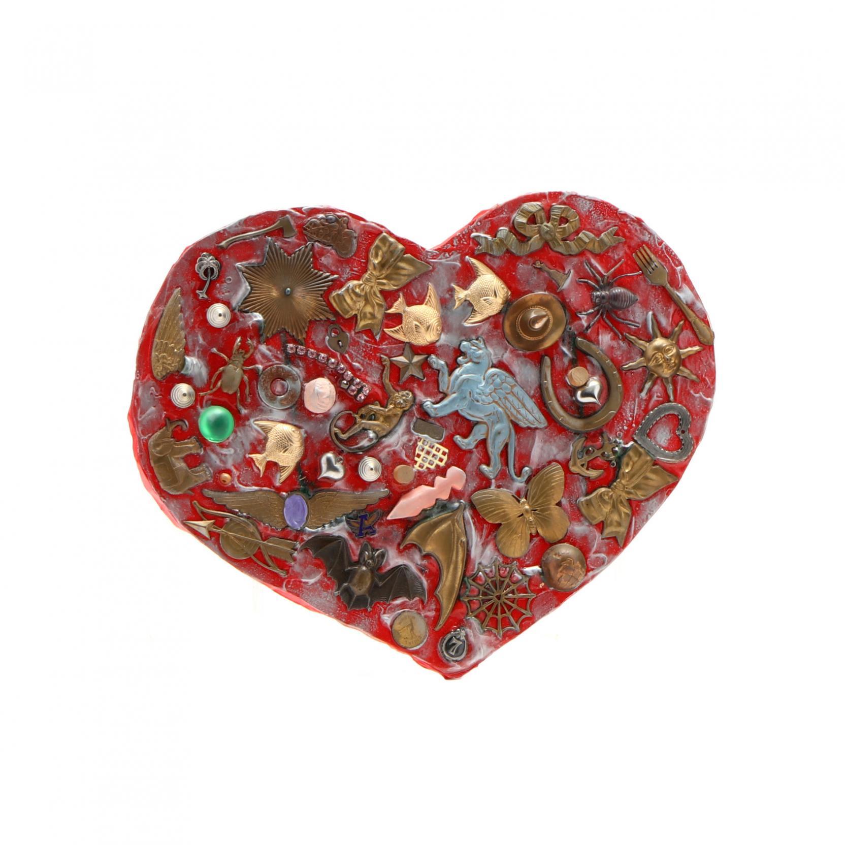 paul-hrusovsky-nc-heart-shaped-milagro-wall-plaque
