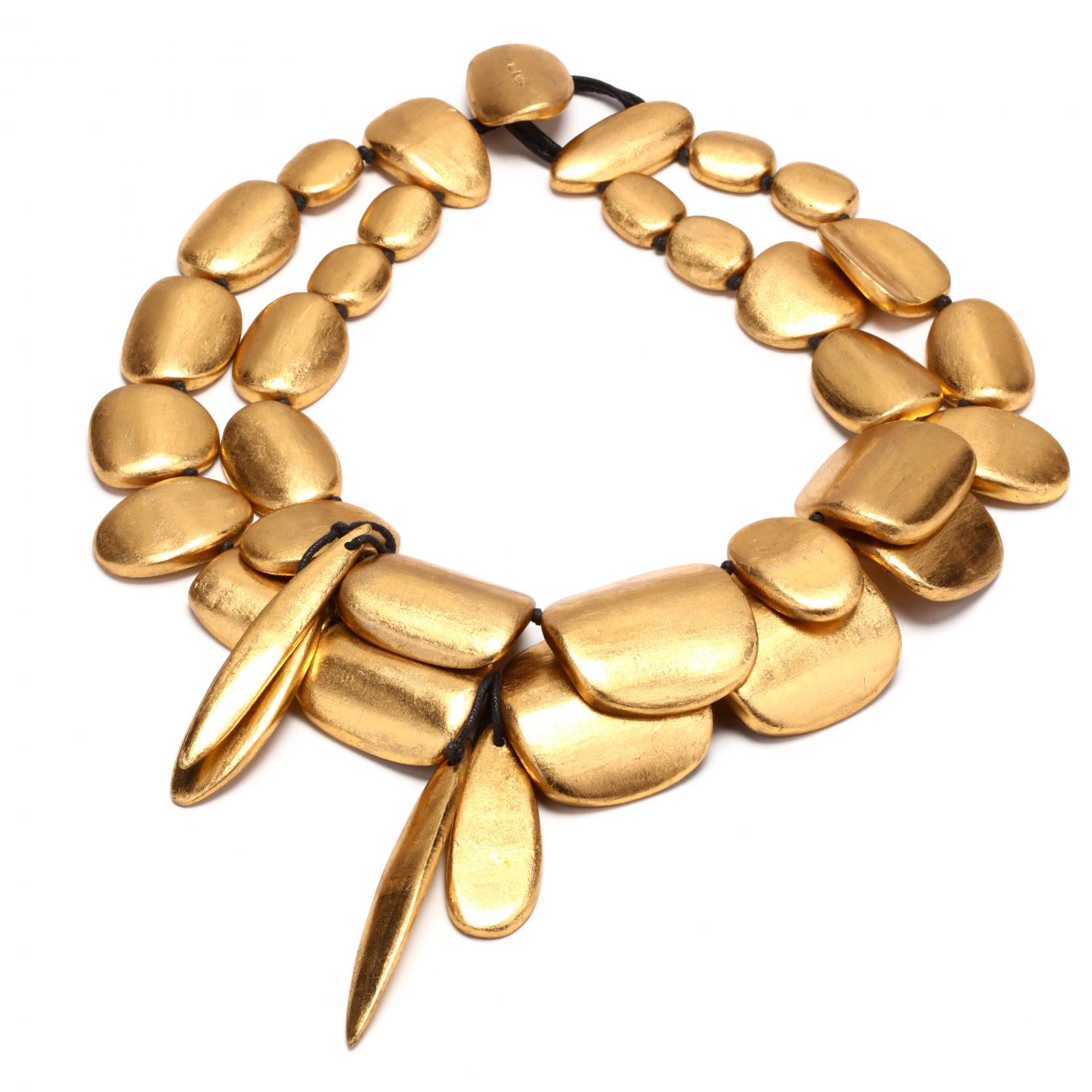 gold-tone-wood-bead-necklace-monies