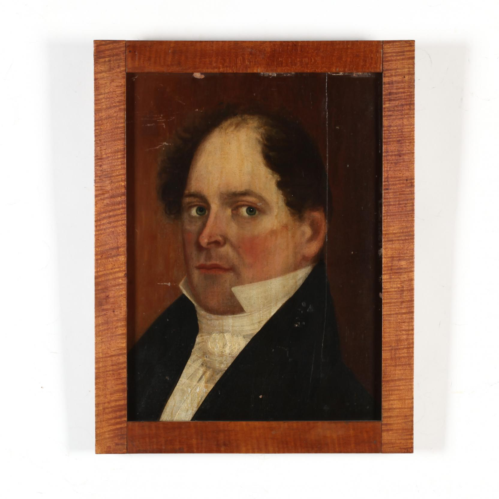 continental-school-portrait-of-a-man-circa-1820