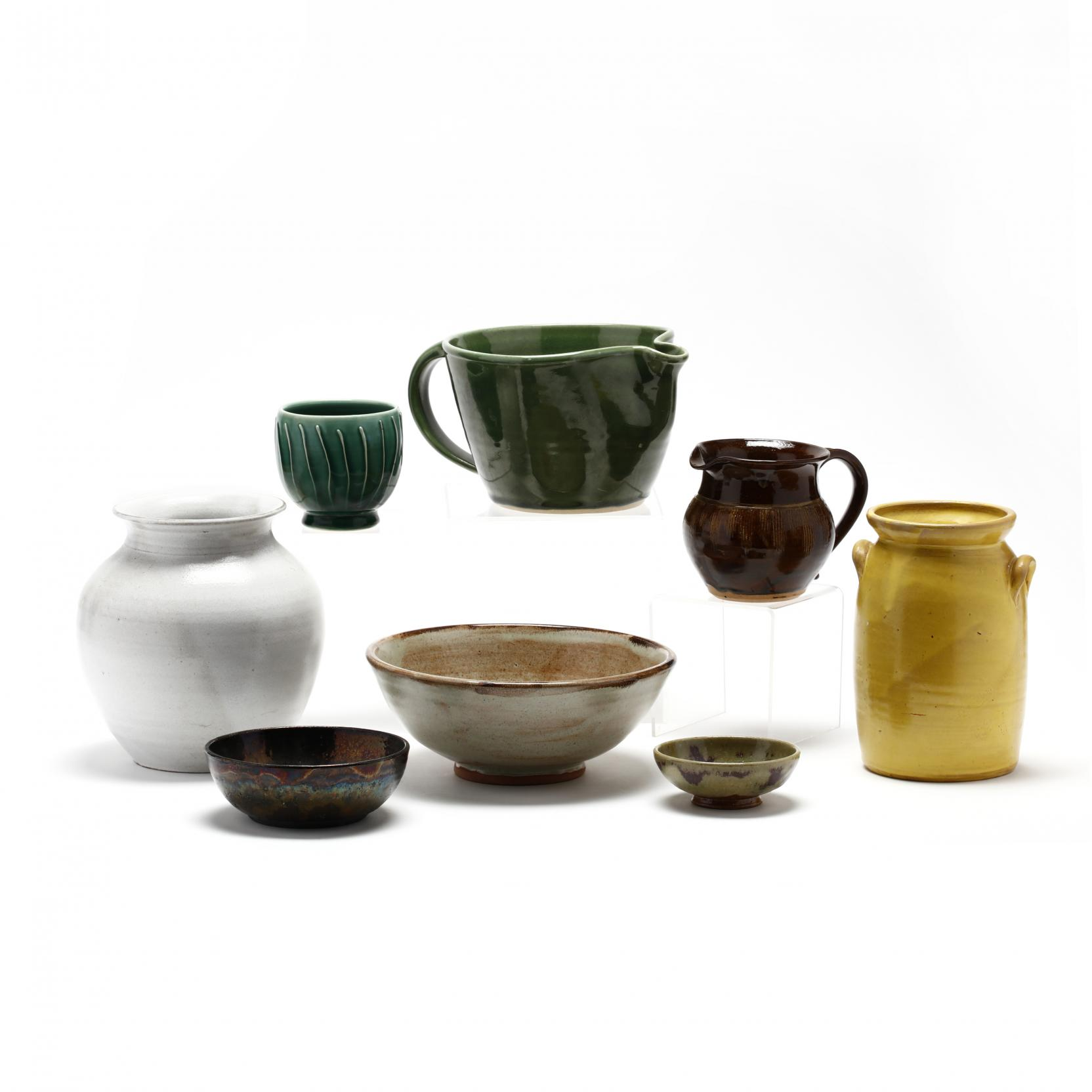miscellaneous-pottery-group