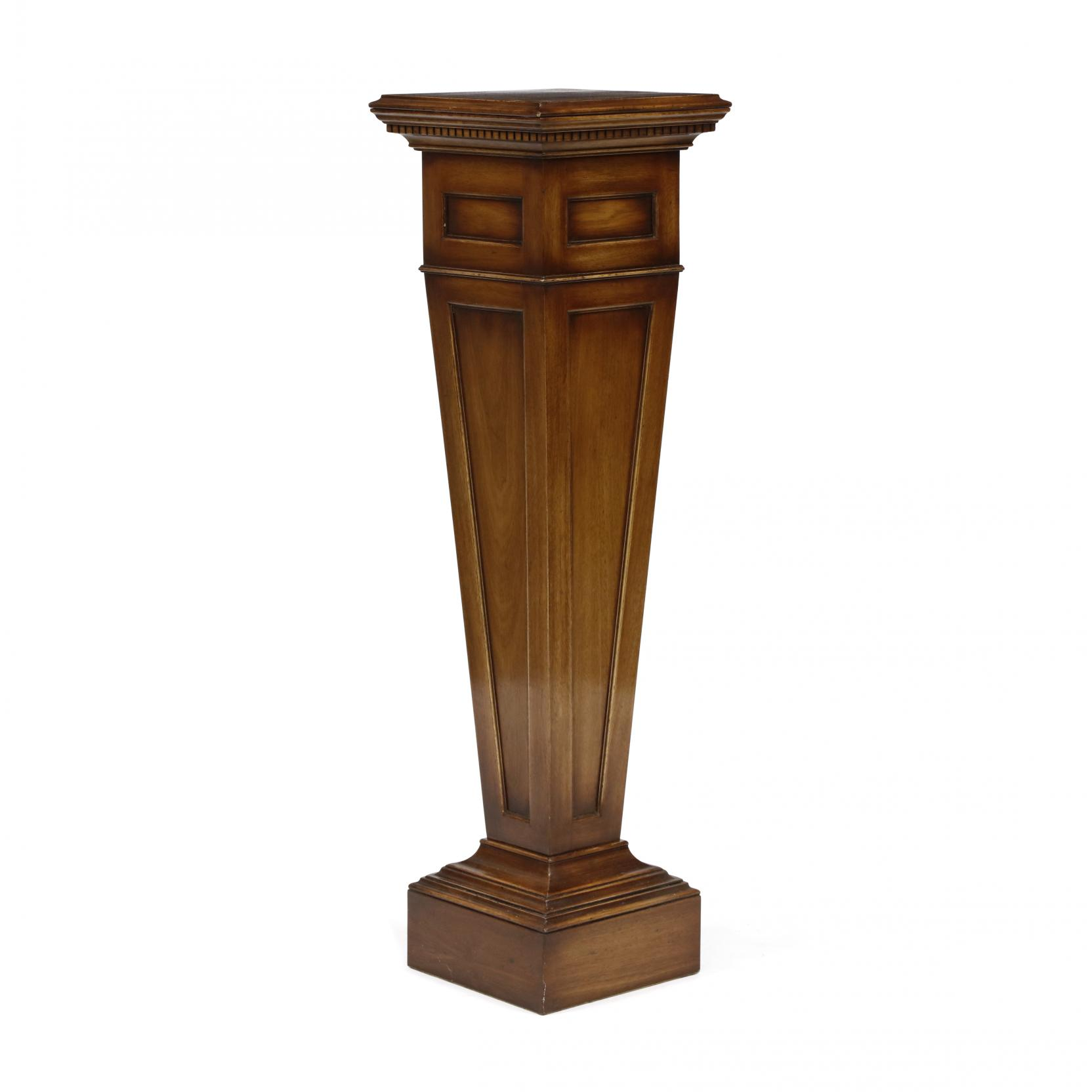 georgian-style-mahogany-pedestal