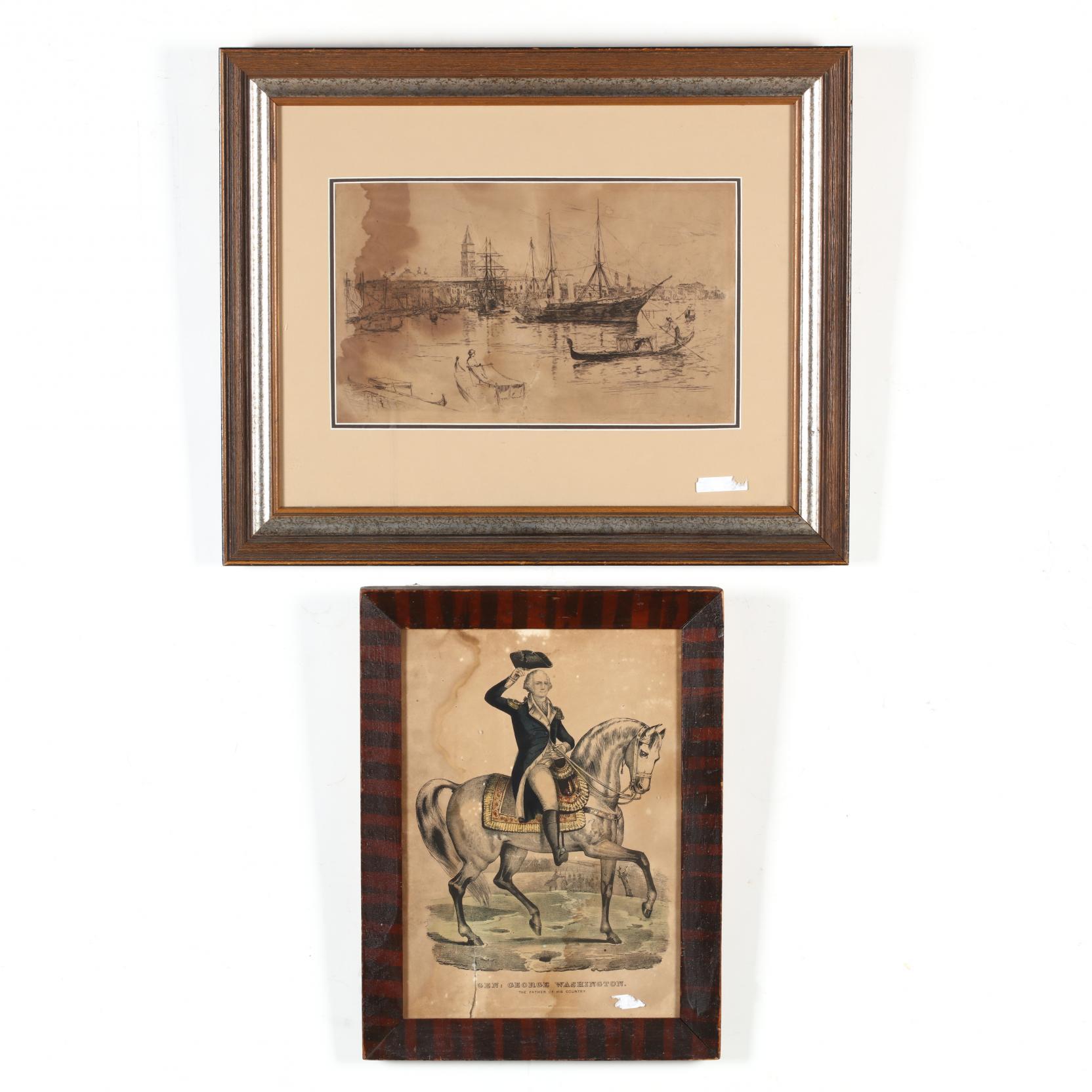 two-antique-prints