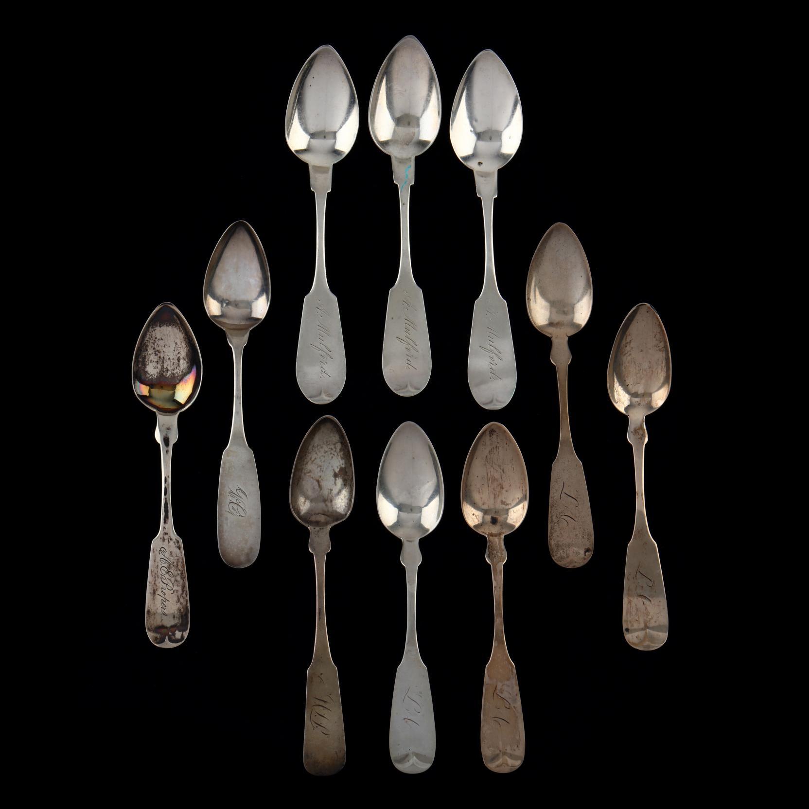 an-assembled-set-of-ten-coin-silver-teaspoons