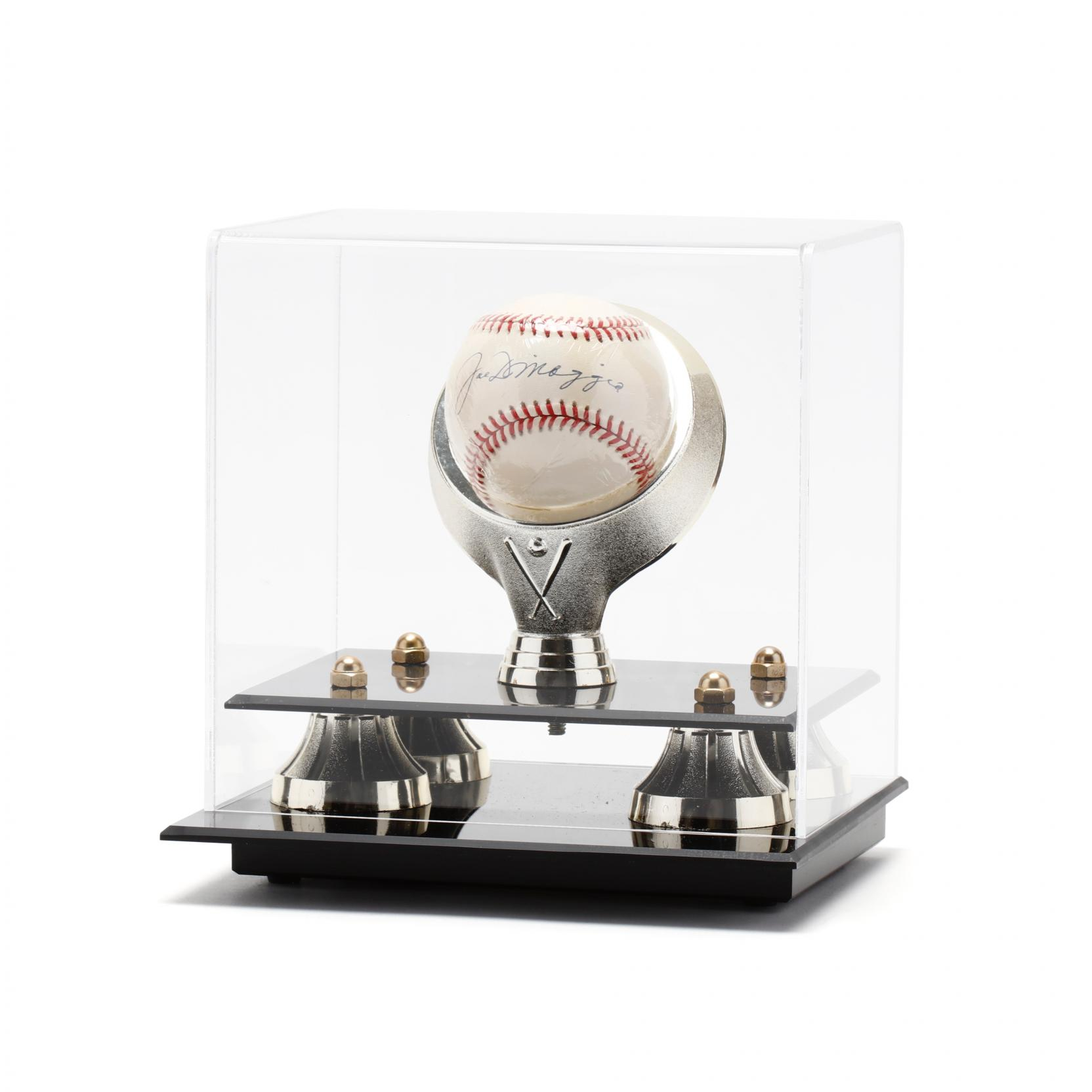 joe-dimaggio-autographed-official-american-league-baseball