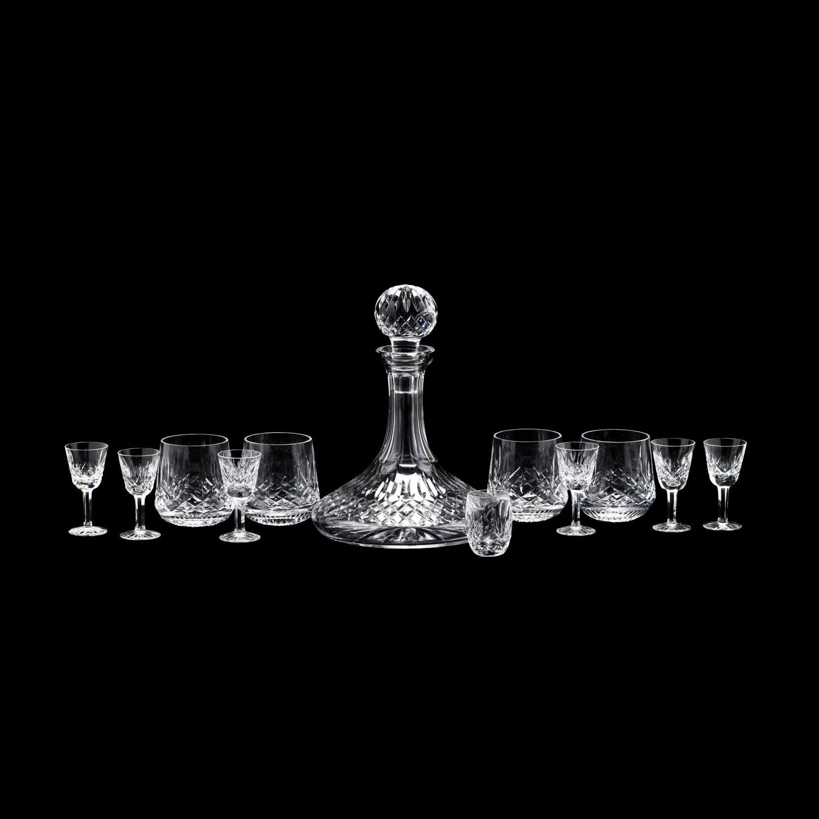 waterford-lismore-crystal-barware