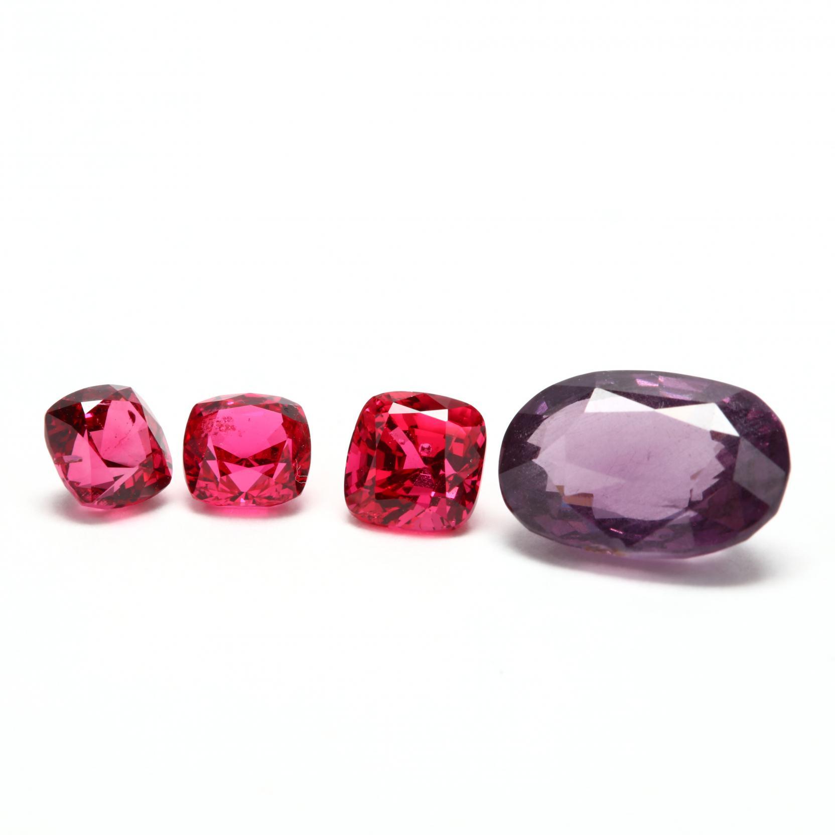 group-of-loose-spinel-gemstones