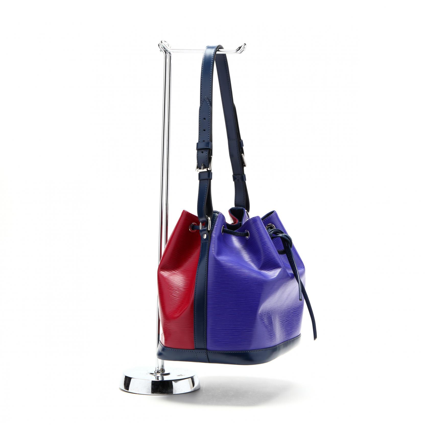 tricolor-i-petit-noe-figue-fuchsia-indigo-i-drawstring-shoulder-bag-louis-vuitton