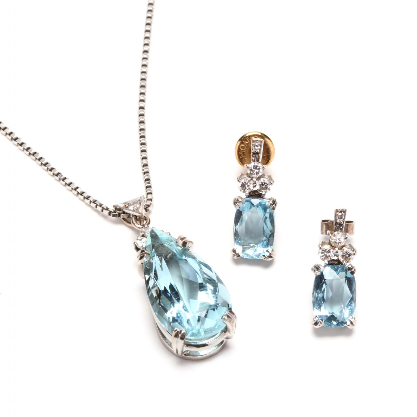 18kt-white-gold-aquamarine-and-diamond-demi-parure