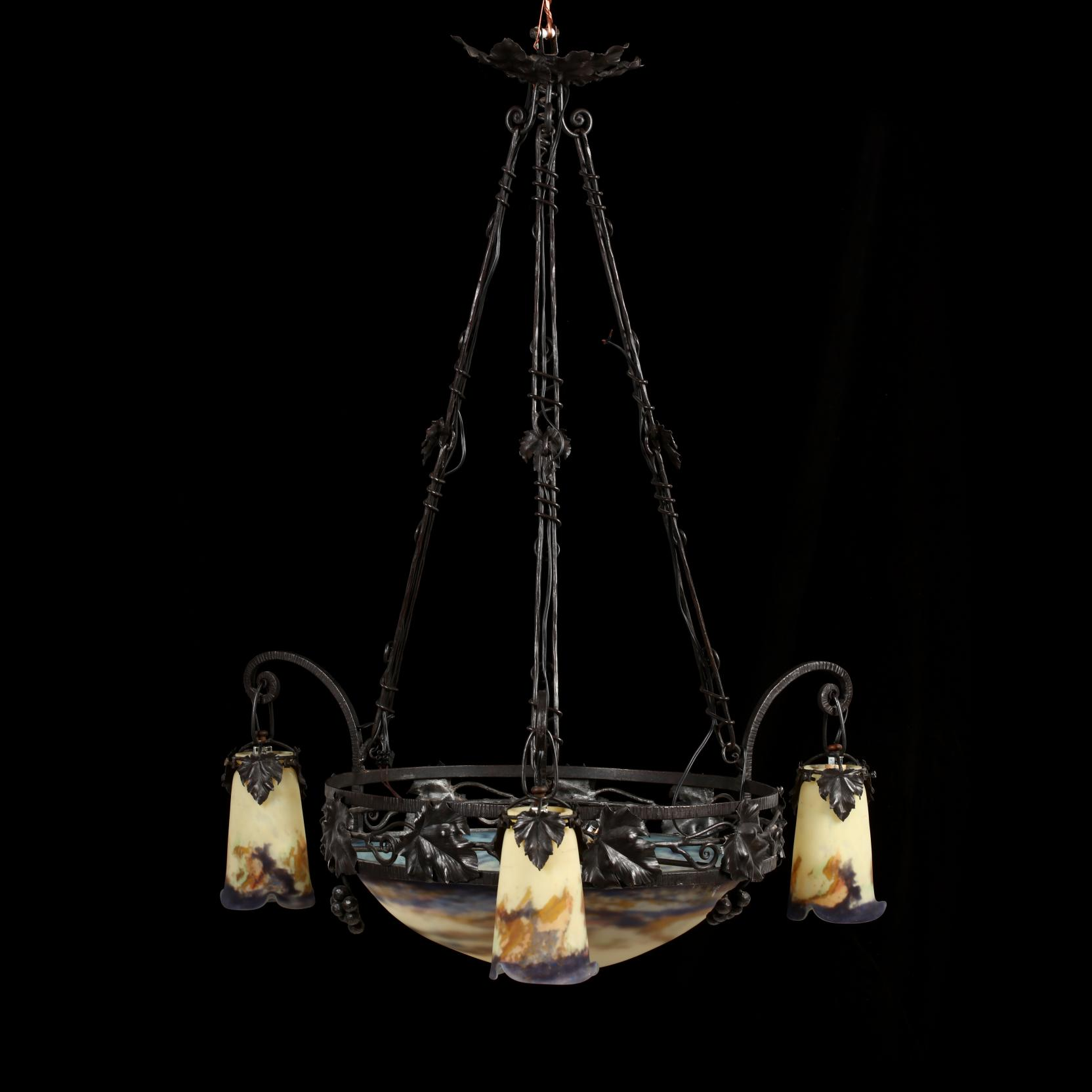 muller-freres-french-art-deco-chandelier