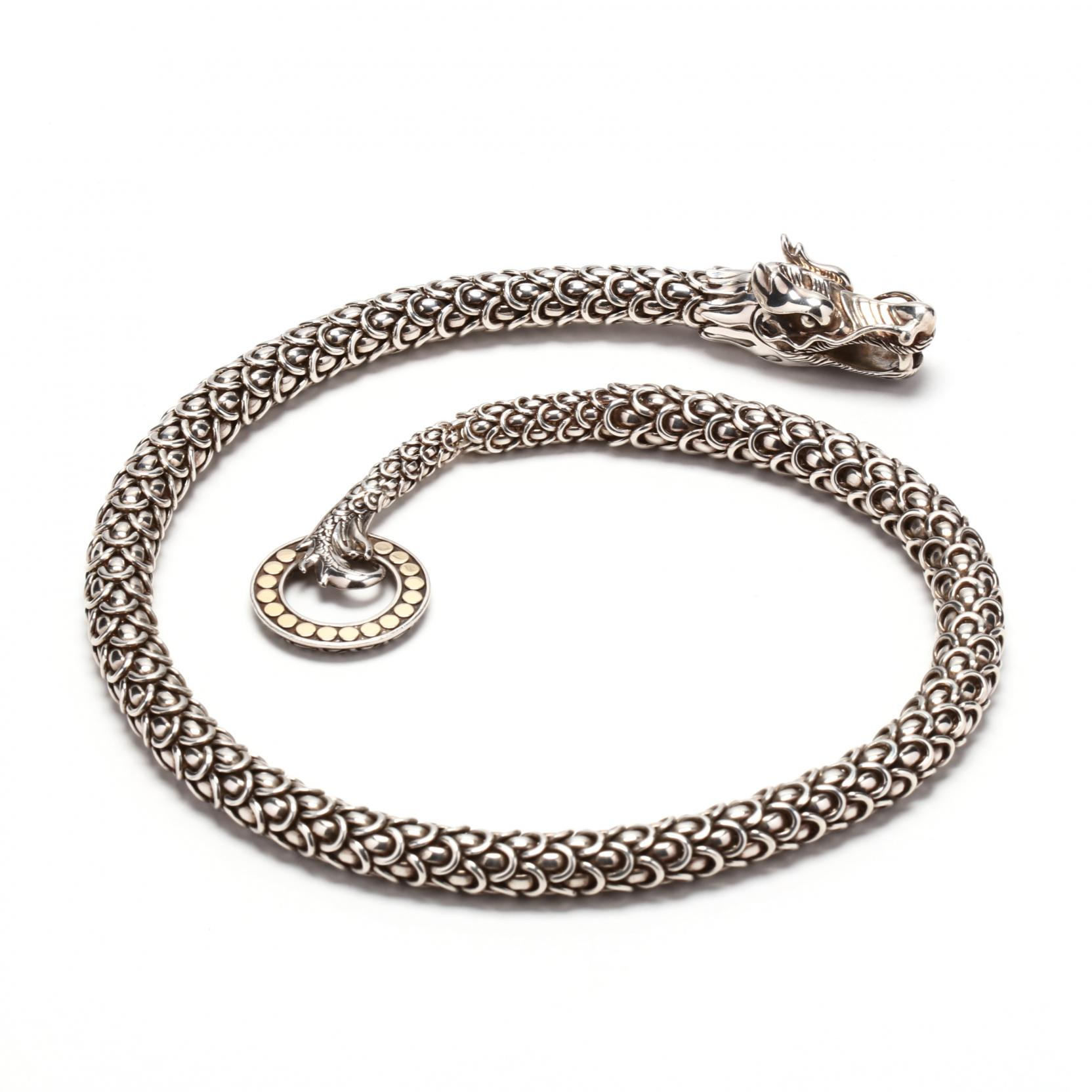 18kt-gold-and-sterling-silver-naga-dragon-necklace-john-hardy
