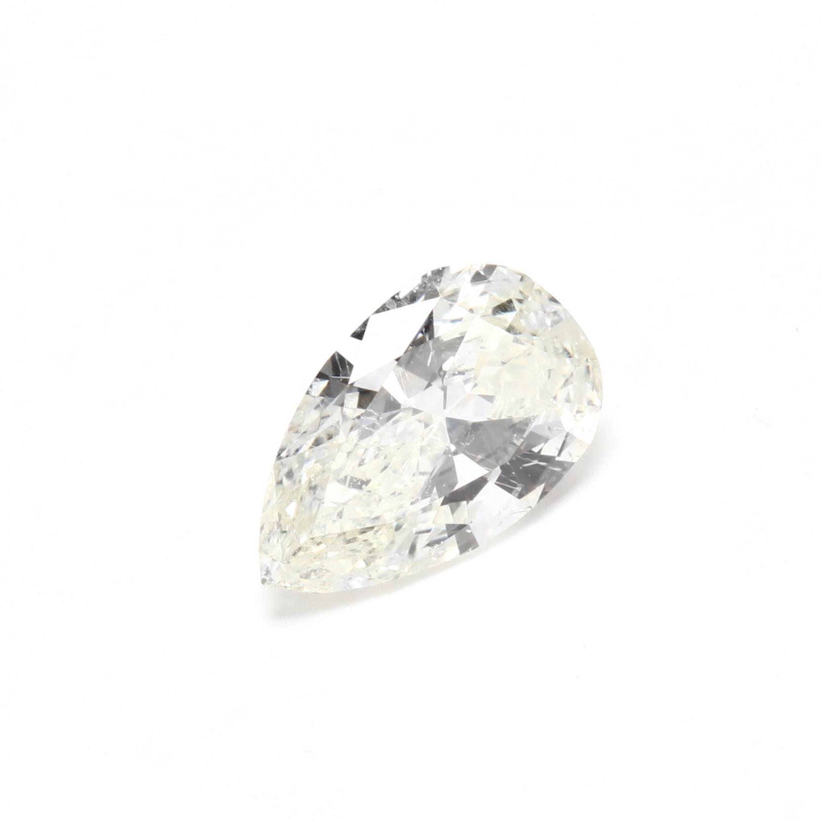 loose-pear-cut-diamond