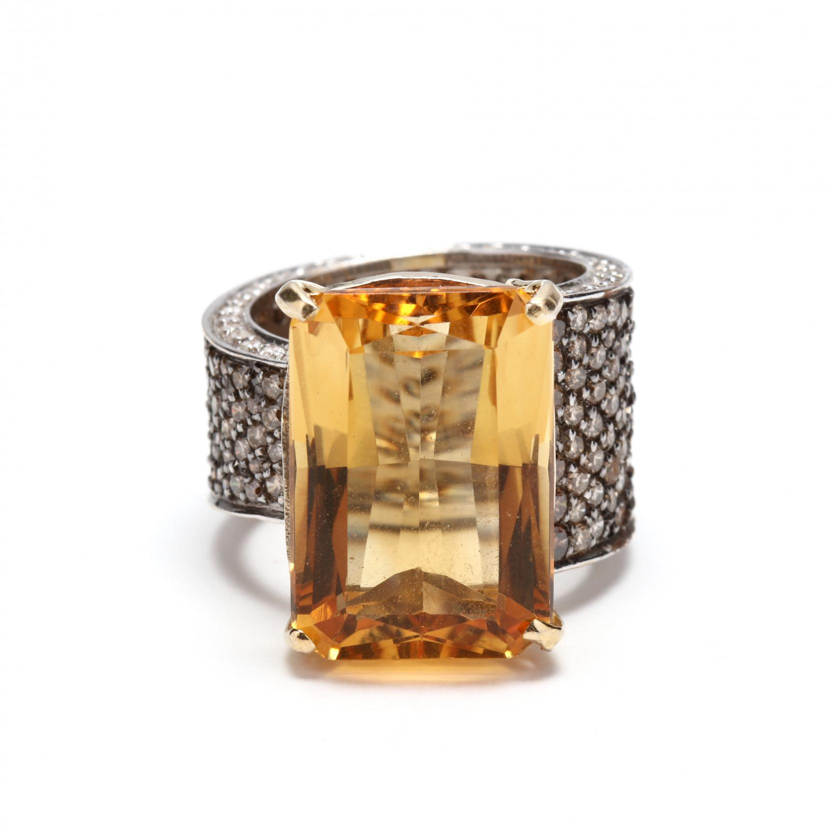 14kt-bi-color-gold-citrine-and-diamond-ring