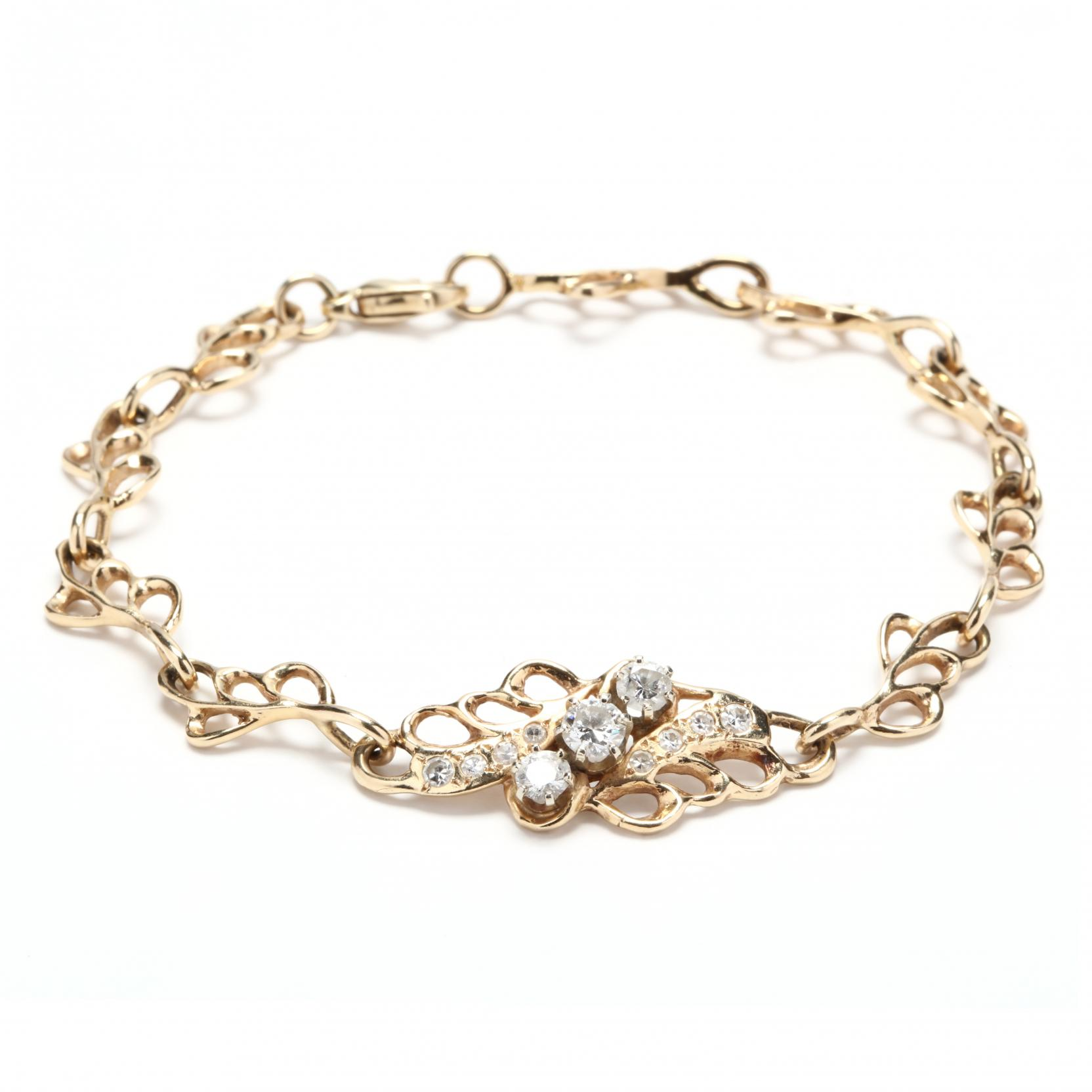 14kt-gold-and-diamond-bracelet
