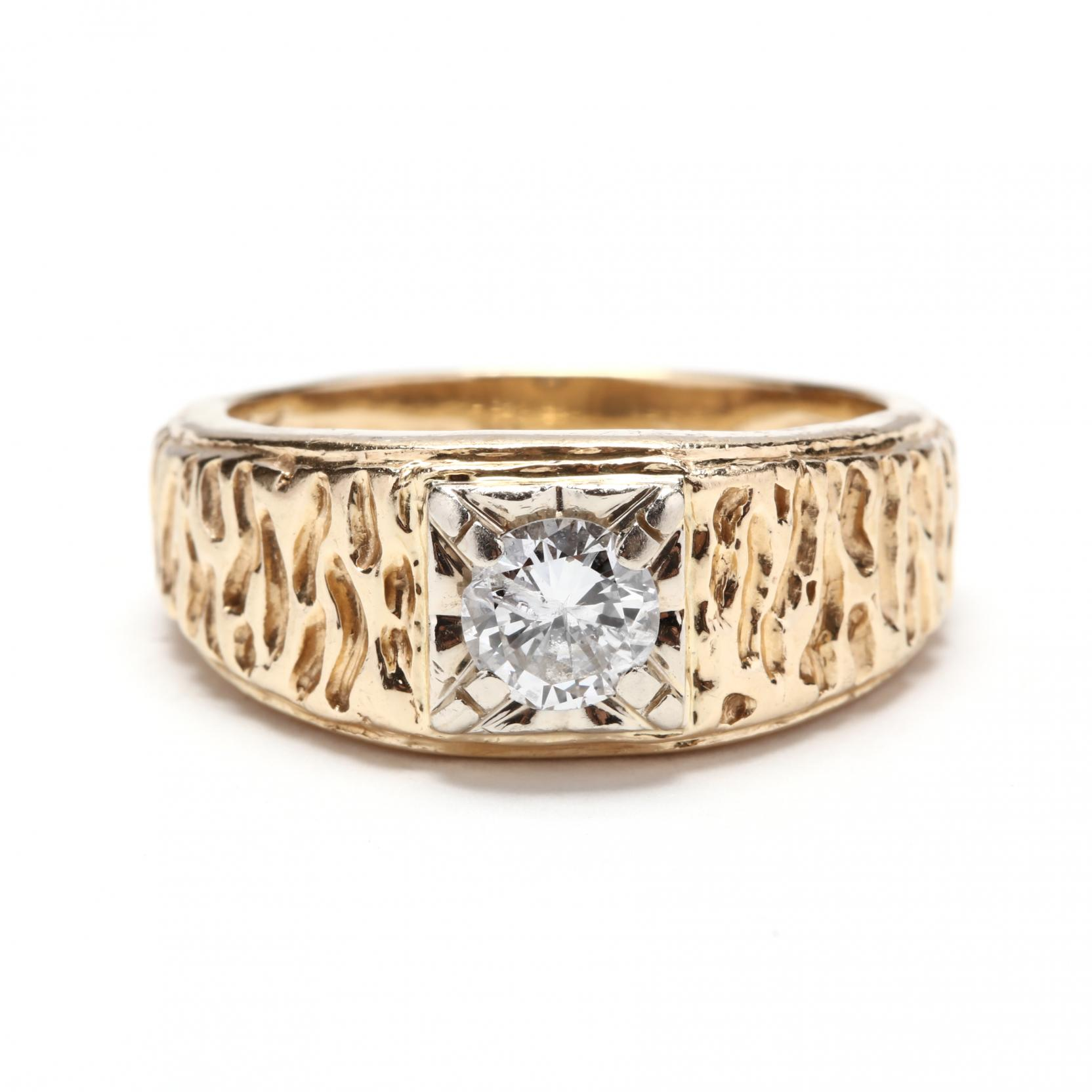 gent-s-14kt-gold-and-diamond-ring