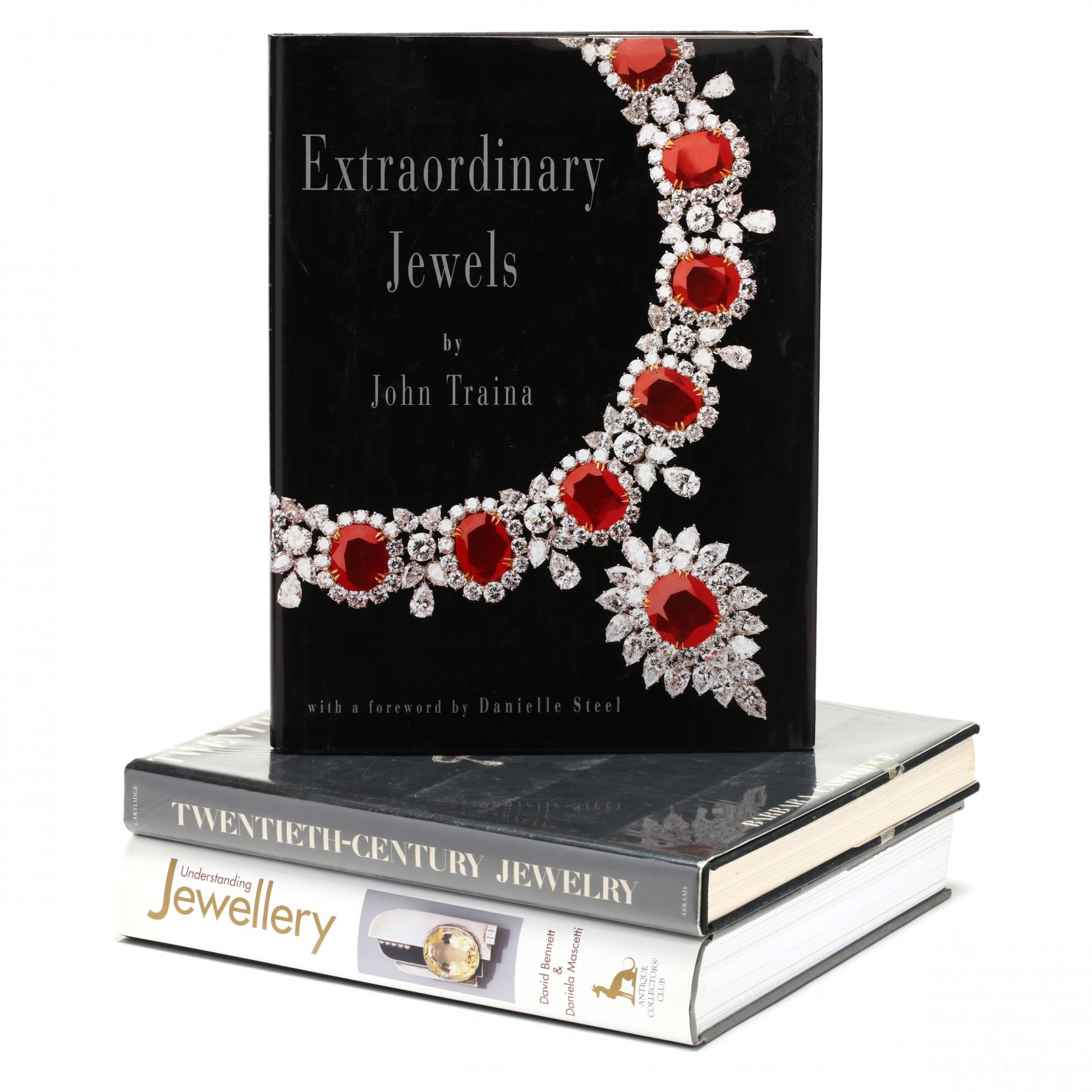 three-jewelry-books