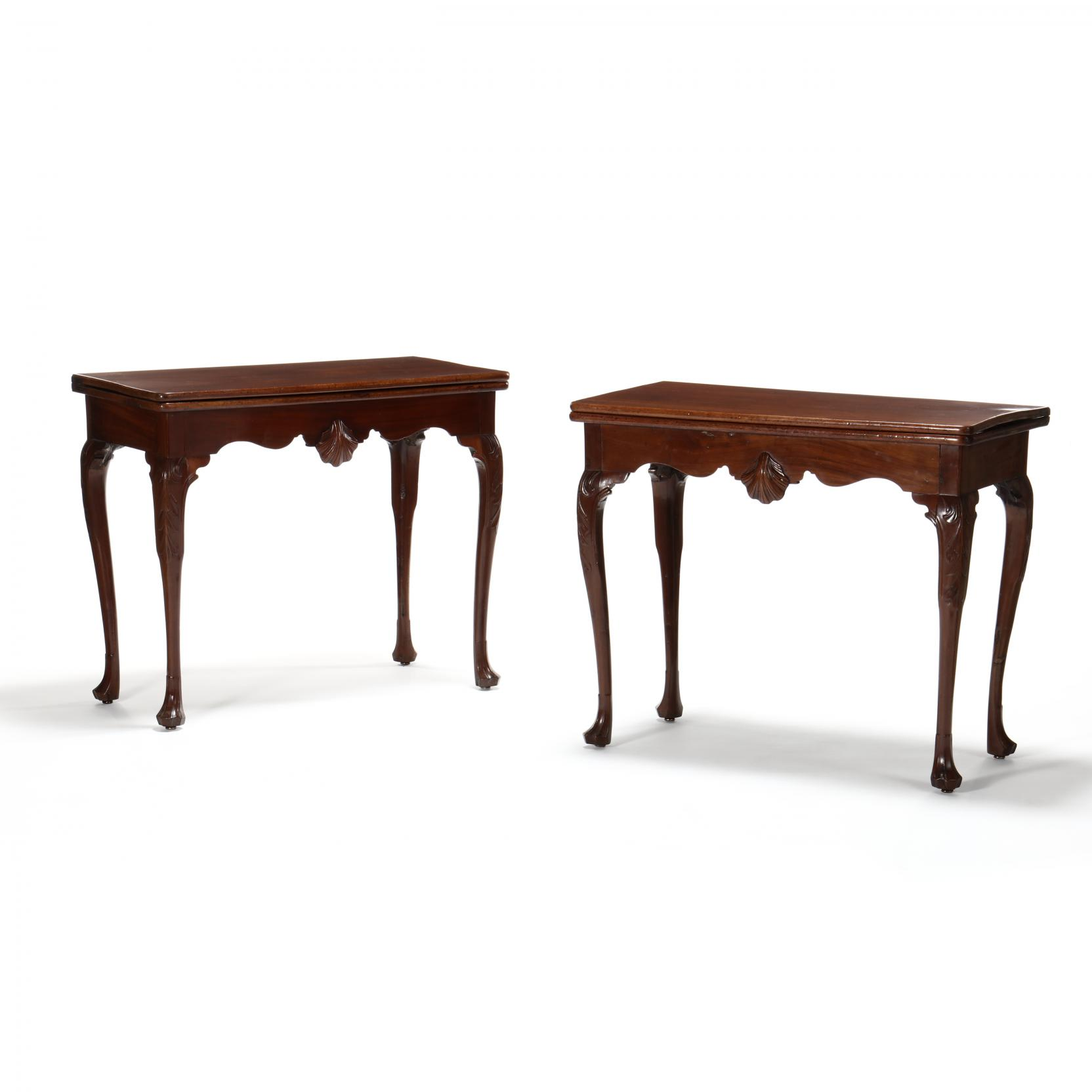 rare-pair-of-george-ii-mahogany-shell-carved-card-tables