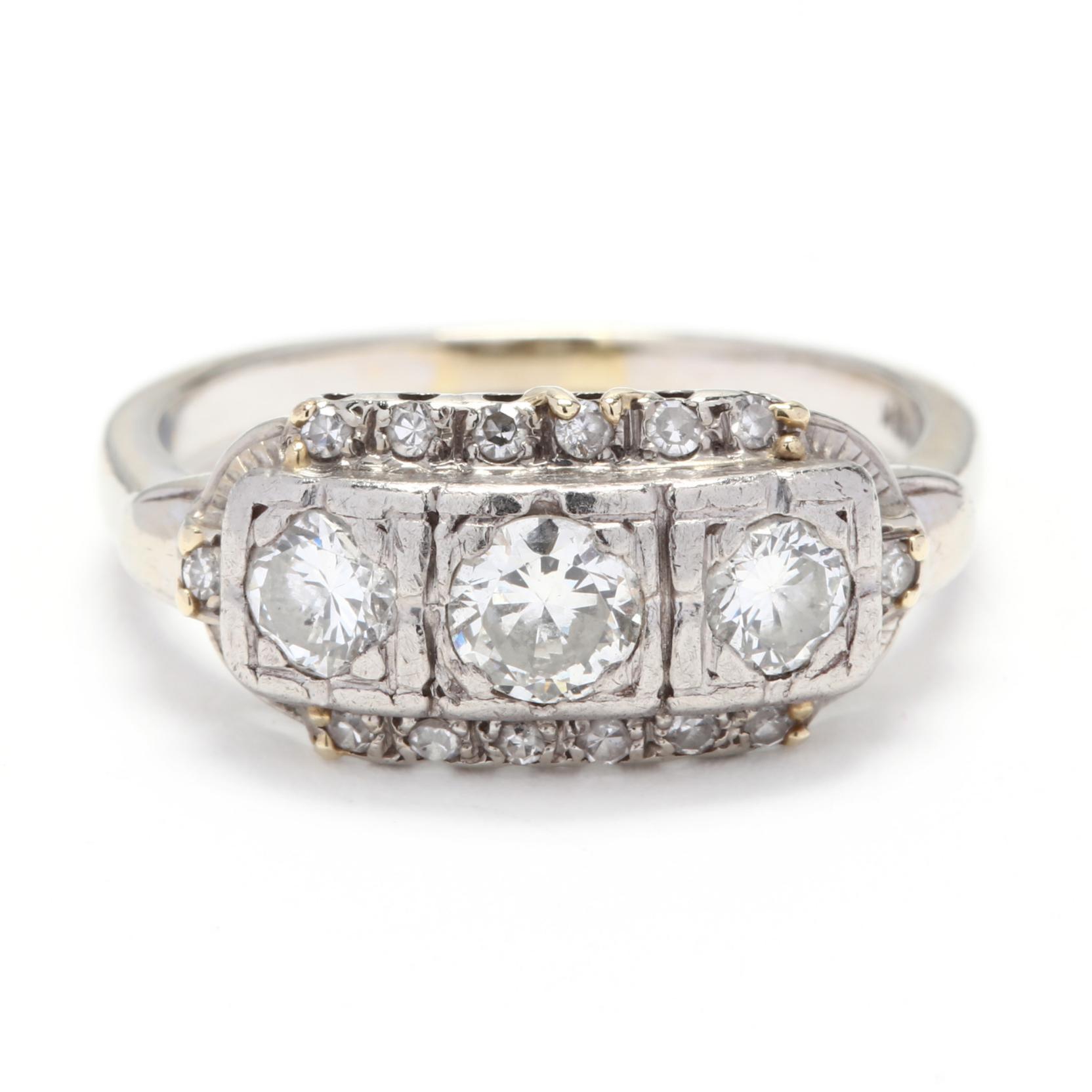 vintage-18kt-white-gold-diamond-ring
