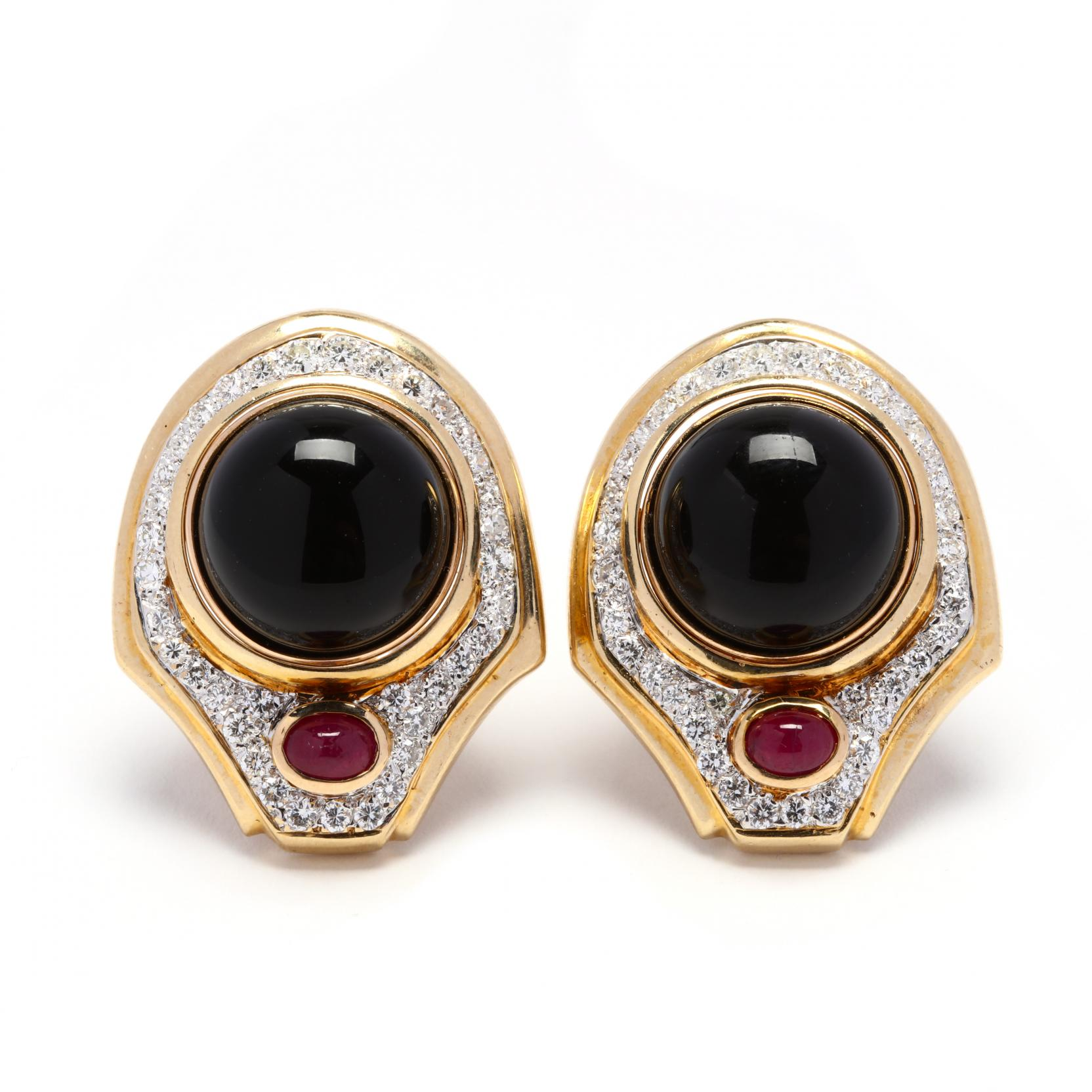 14kt-gold-and-black-onyx-earrings-with-14kt-gold-and-gem-set-jackets