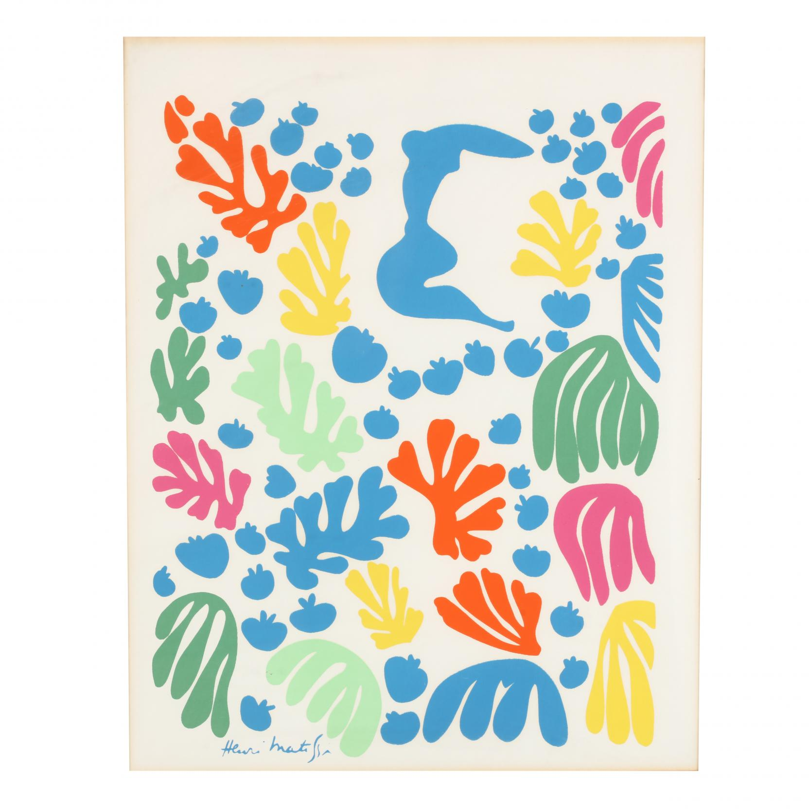 after-henri-matisse-french-1869-1954-silkscreen-print-in-colors