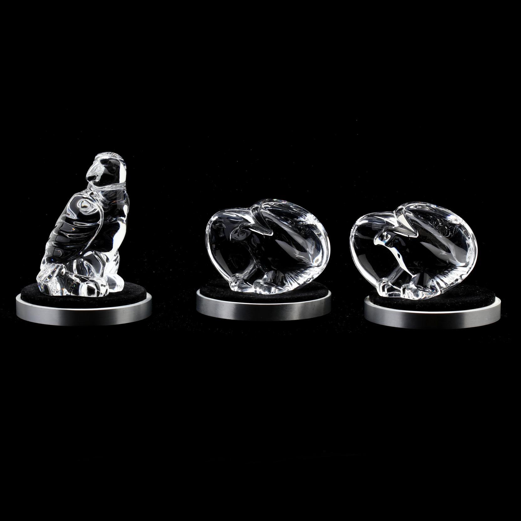 steuben-three-crystal-eagles