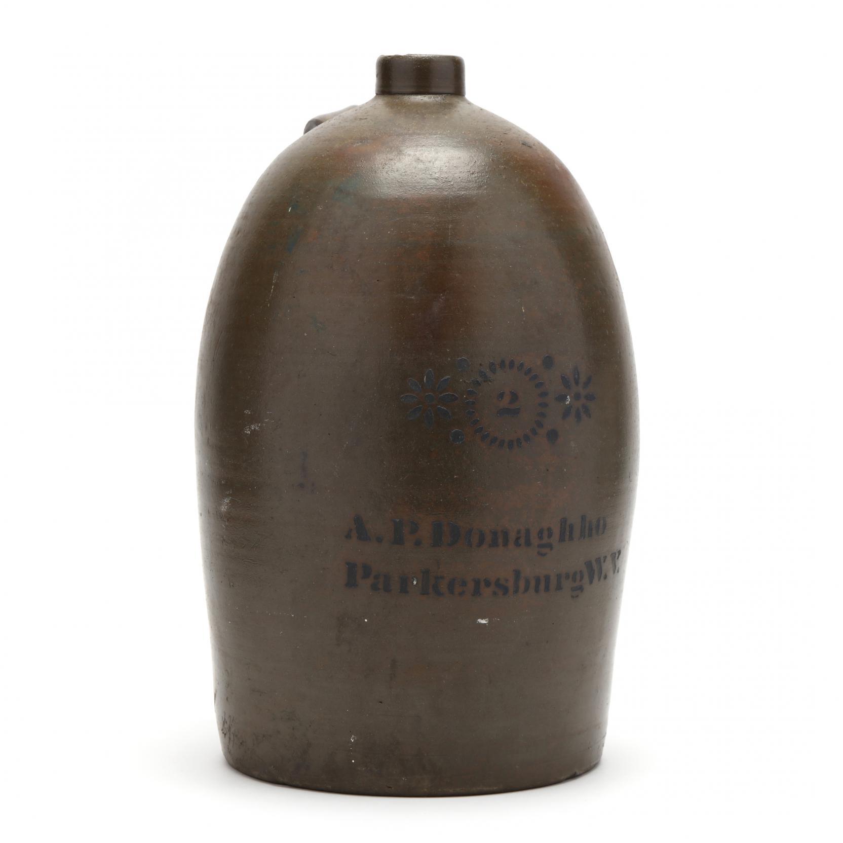 west-virginia-two-gallon-crock-a-p-donaghho